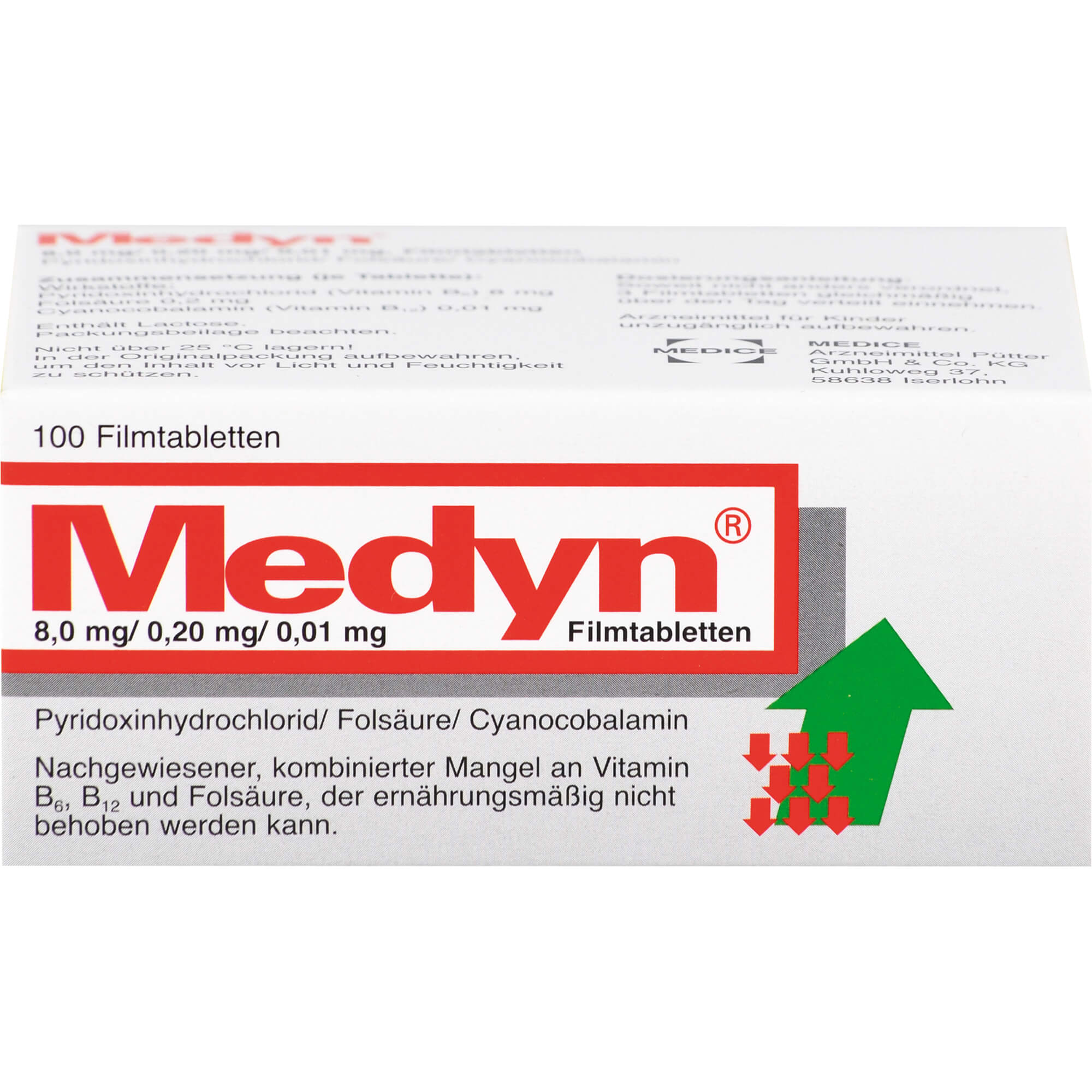 MEDYN Filmtabletten