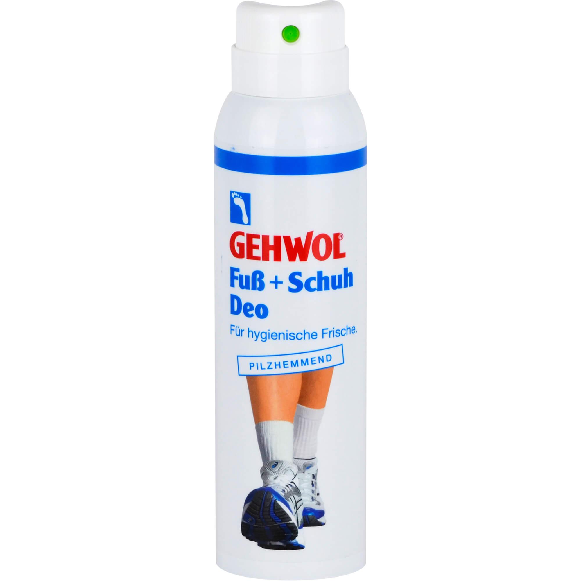 GEHWOL Fuß- und Schuh-Deo-Spray