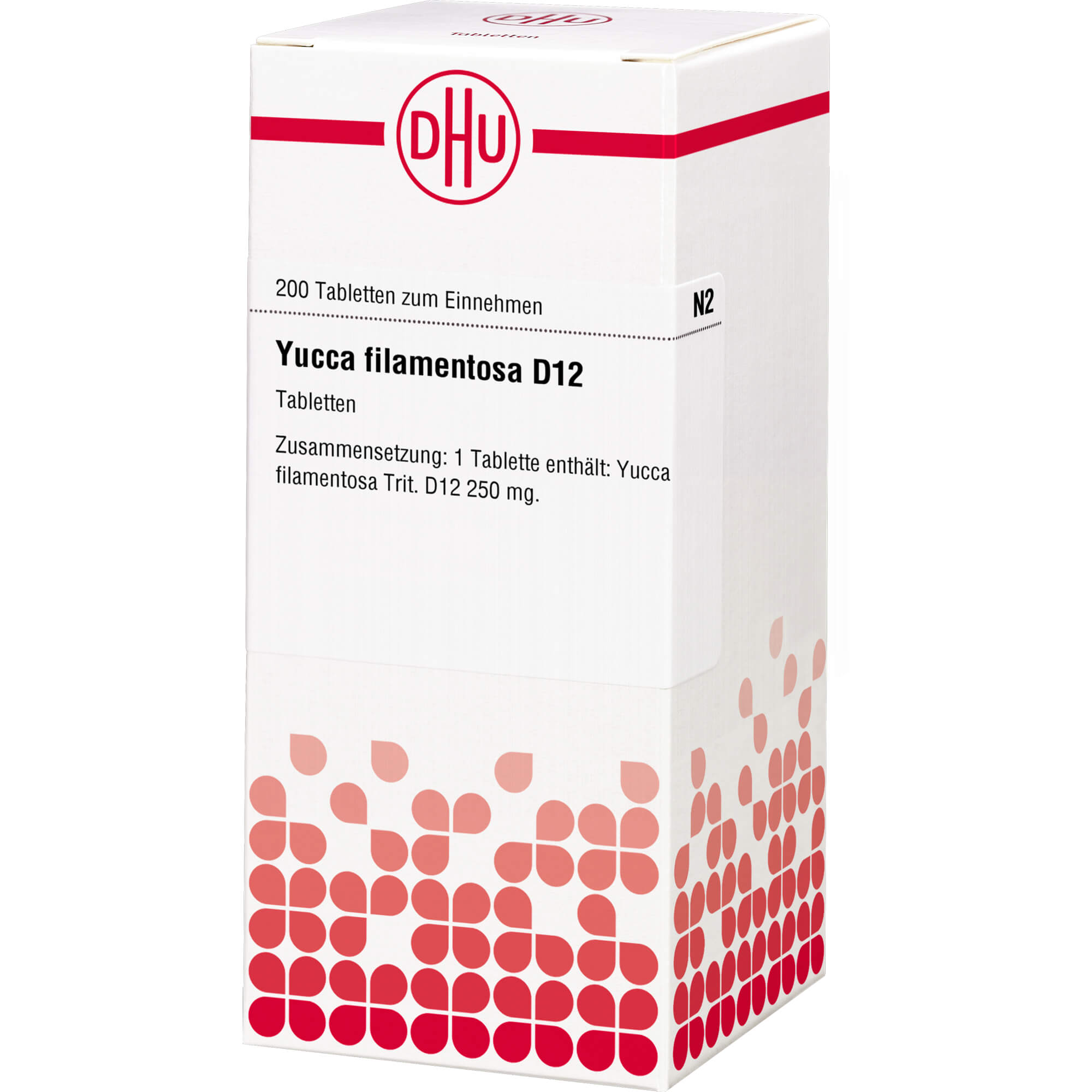 YUCCA FILAMENTOSA D 12 Tabletten