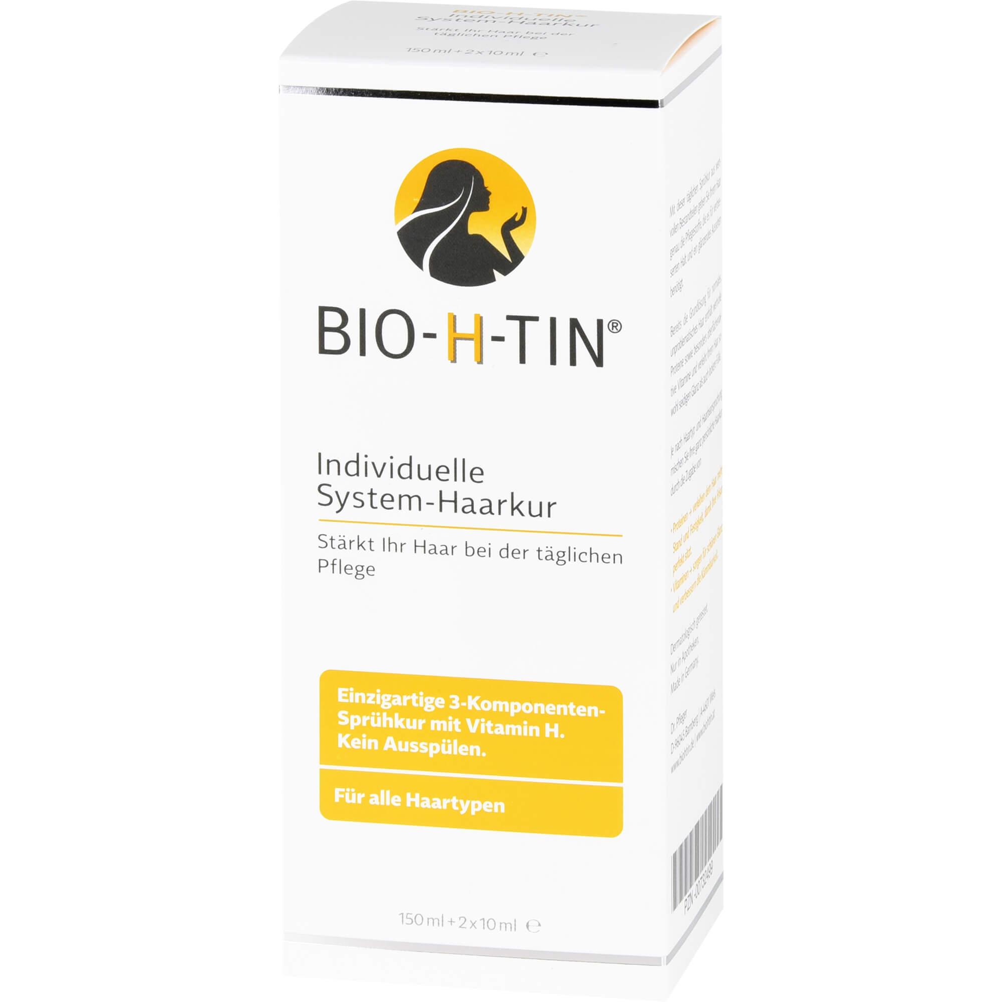 BIO-H-TIN System Haarkur