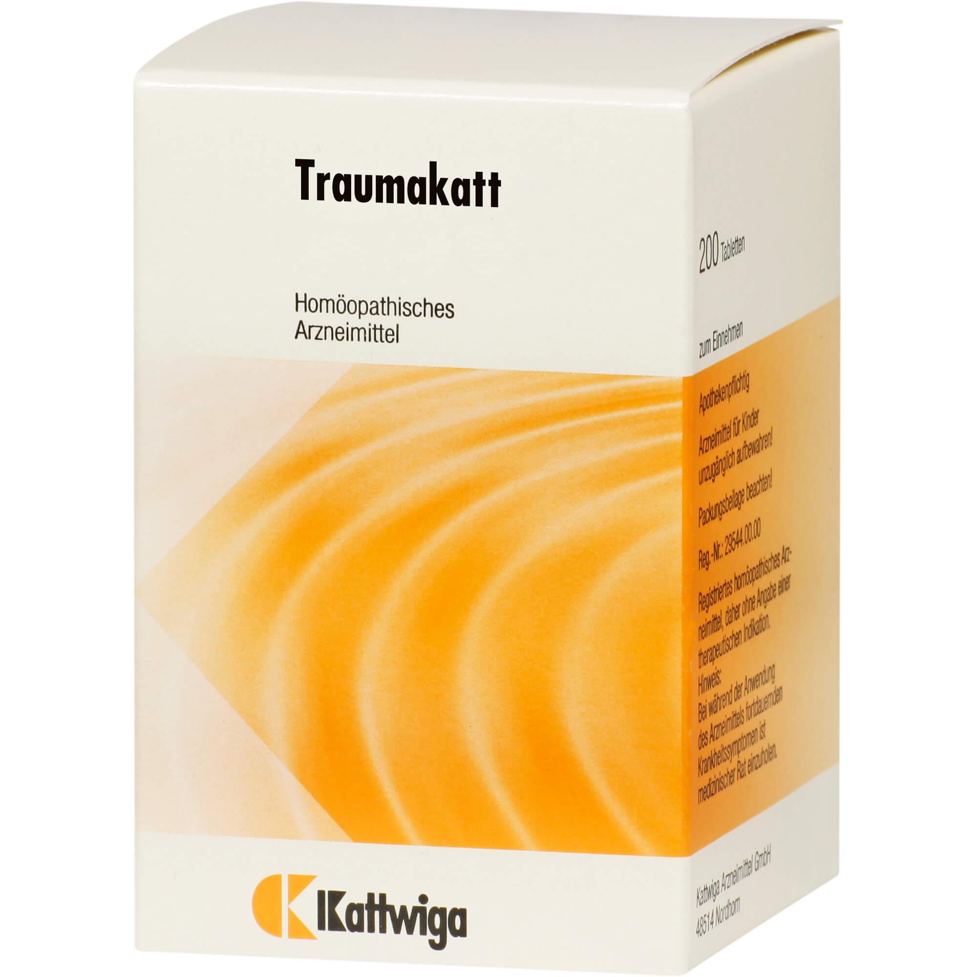 TRAUMAKATT Tabletten