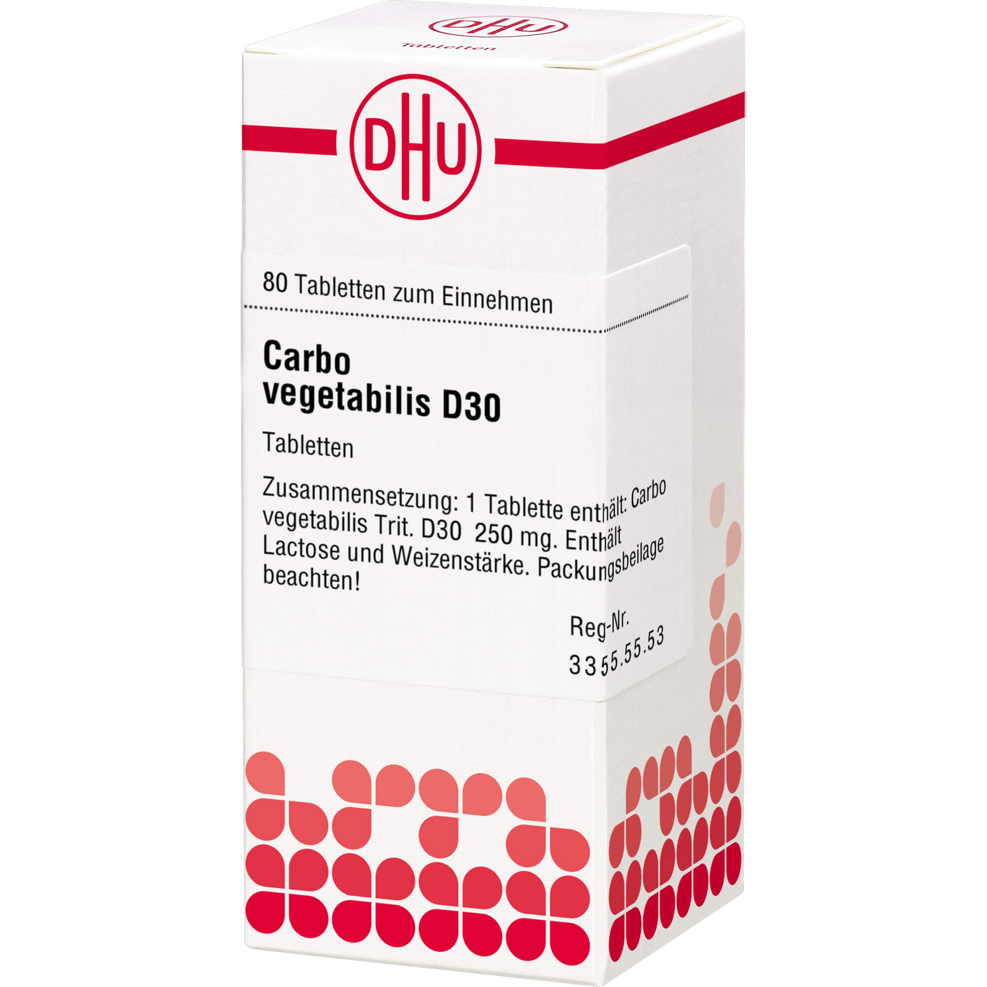CARBO VEGETABILIS D 30 Tabletten