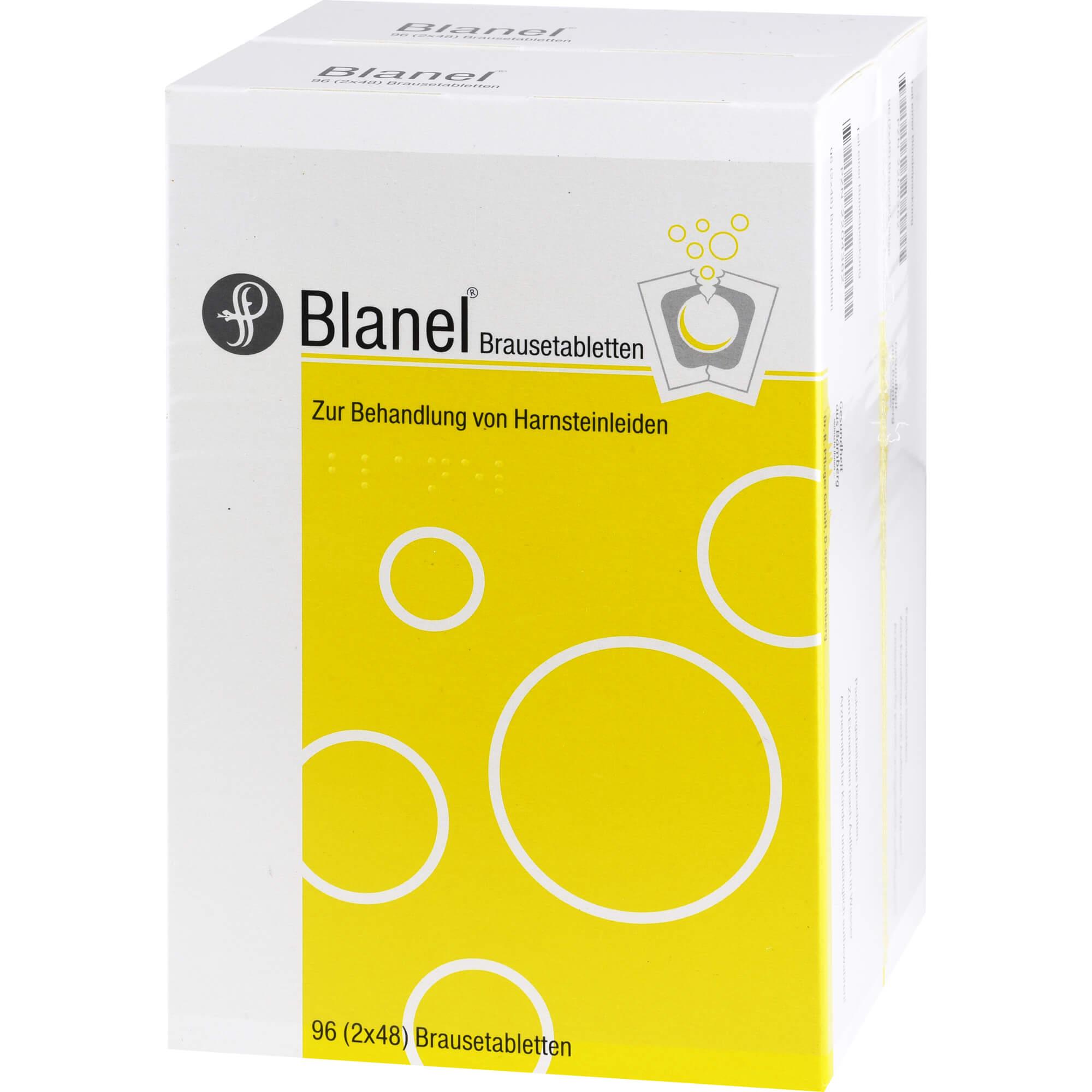 BLANEL Brausetabletten