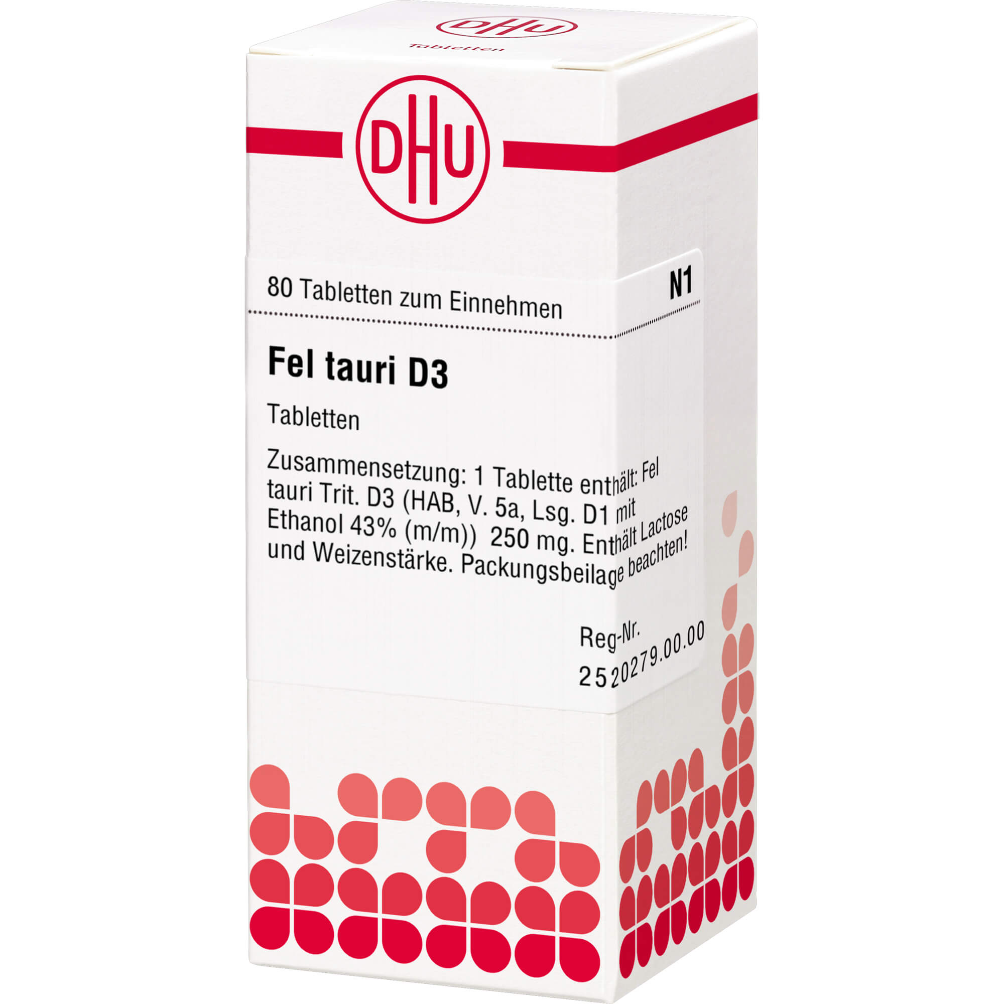 FEL TAURI D 3 Tabletten