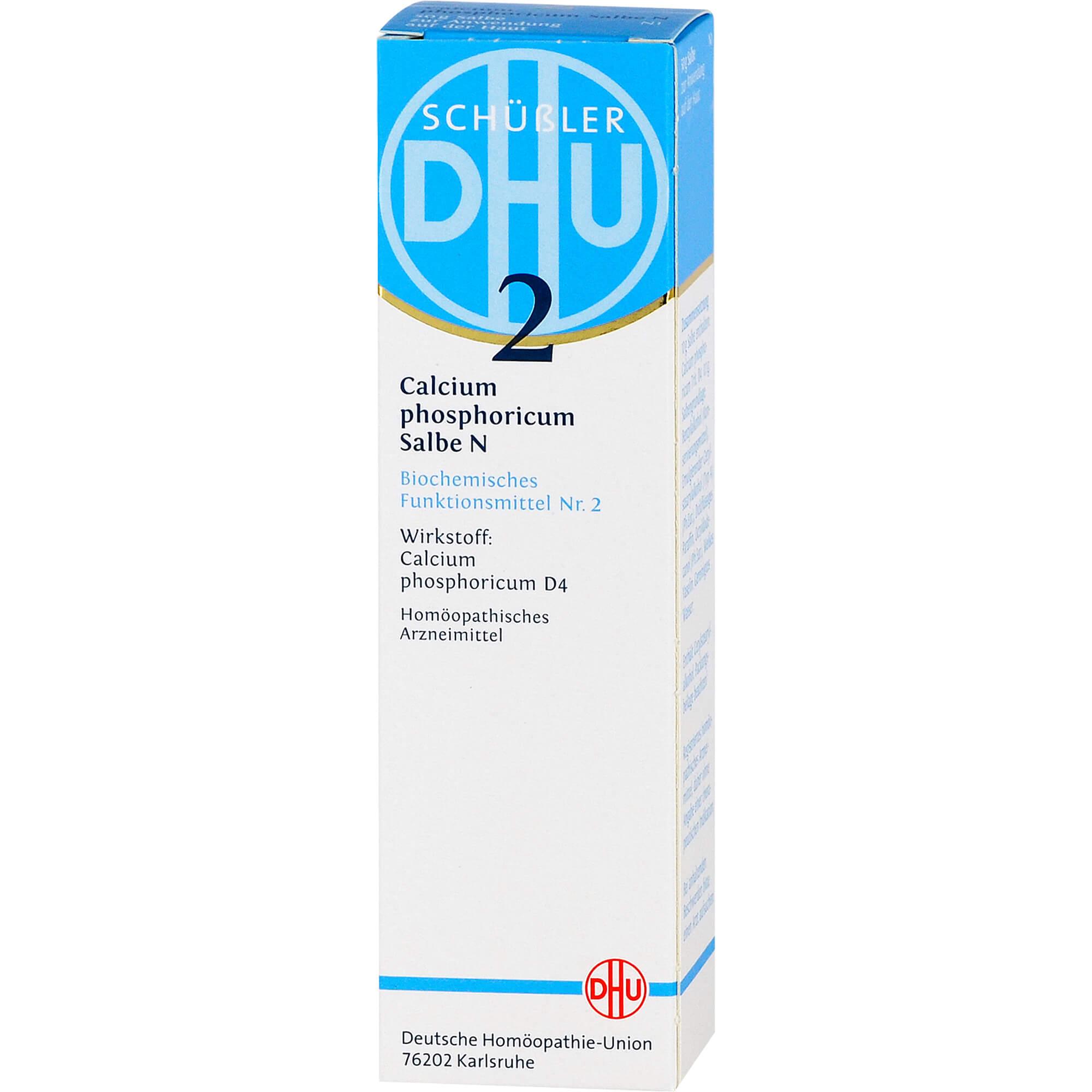 BIOCHEMIE DHU 2 Calcium phosphoricum N D 4 Salbe