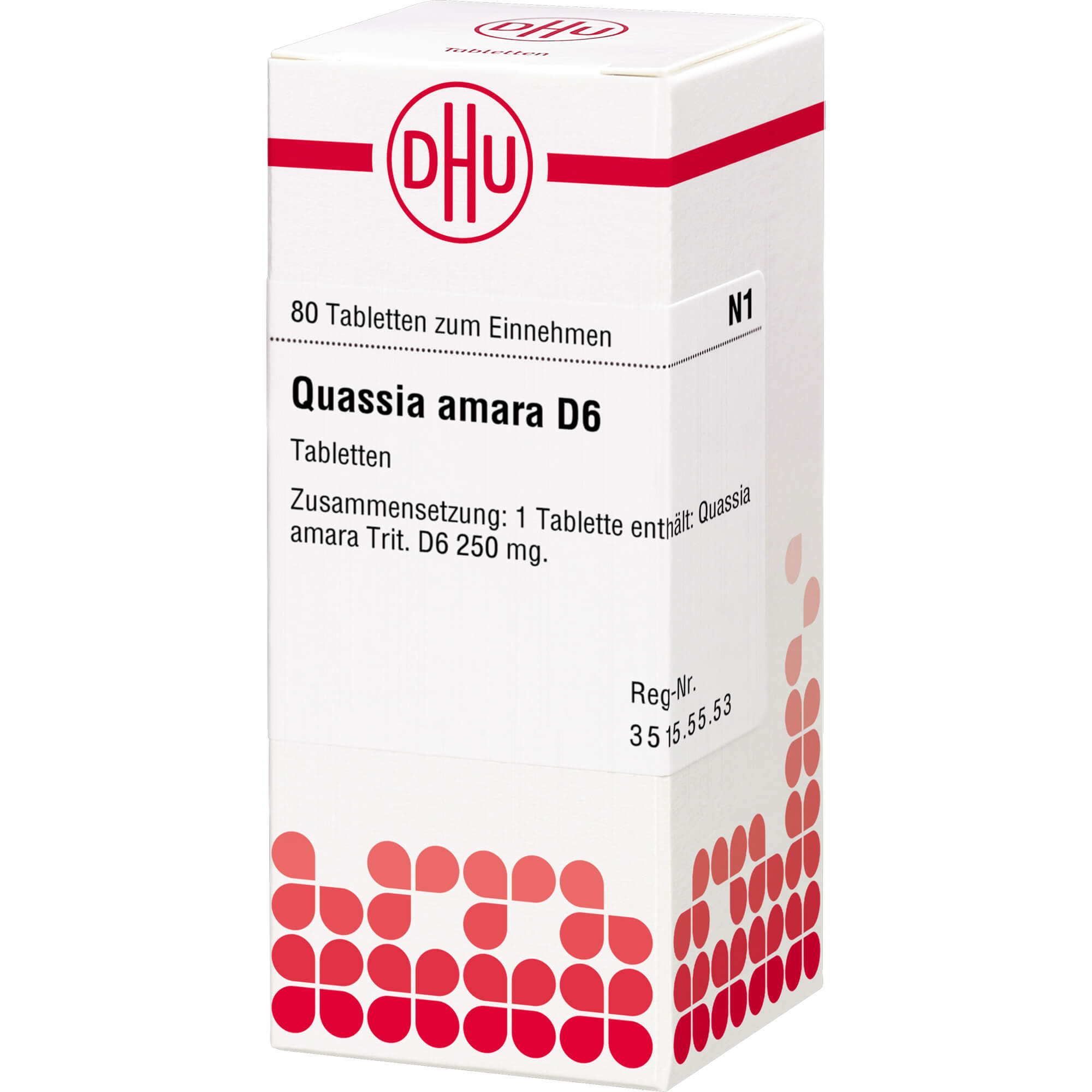 QUASSIA D 6 Tabletten