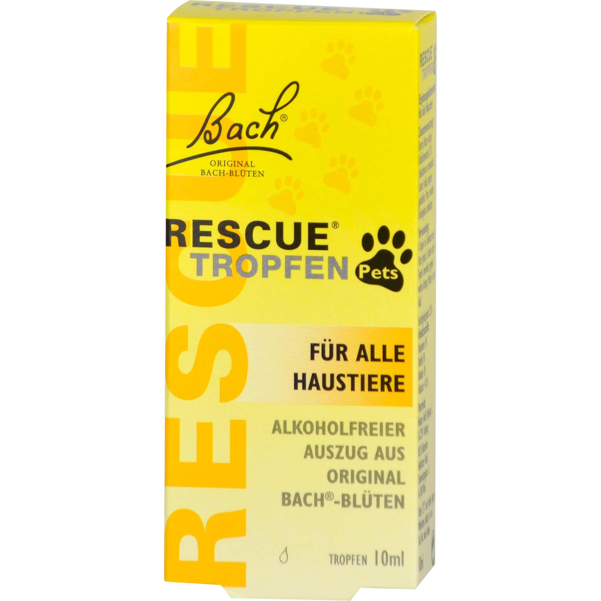 BACH ORIGINAL Rescue Pets Tropfen vet.