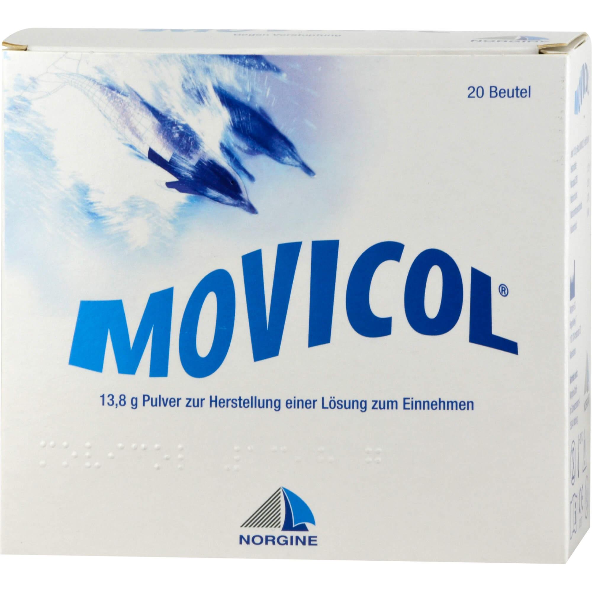 MOVICOL Beutel Plv.z.Her.e.Lsg.z.Einnehmen