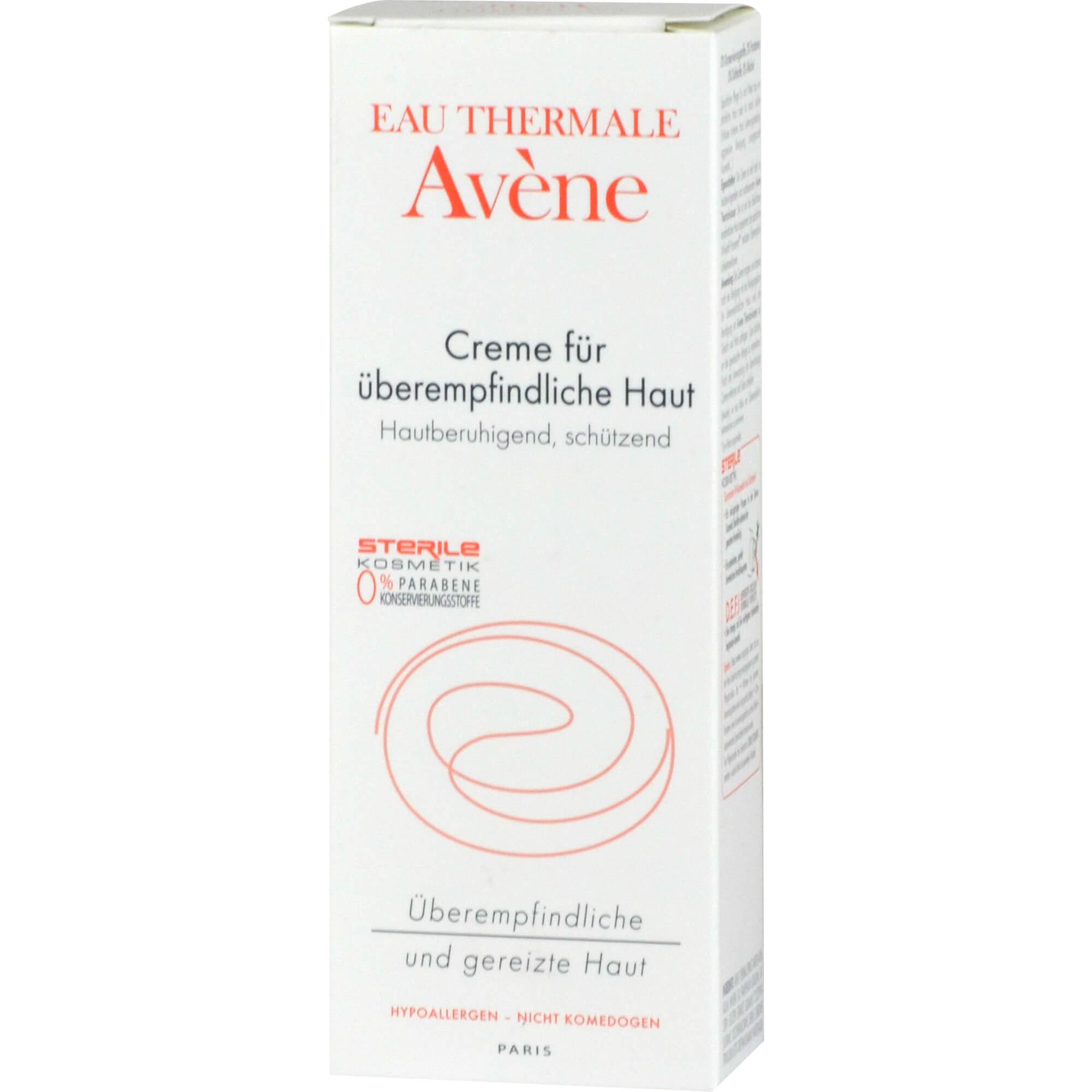 AVENE Creme f.überempf.Haut DEFI