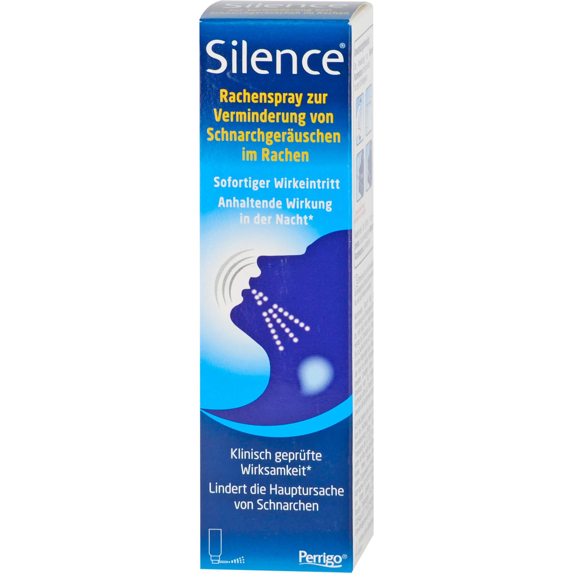 SILENCE Rachenspray