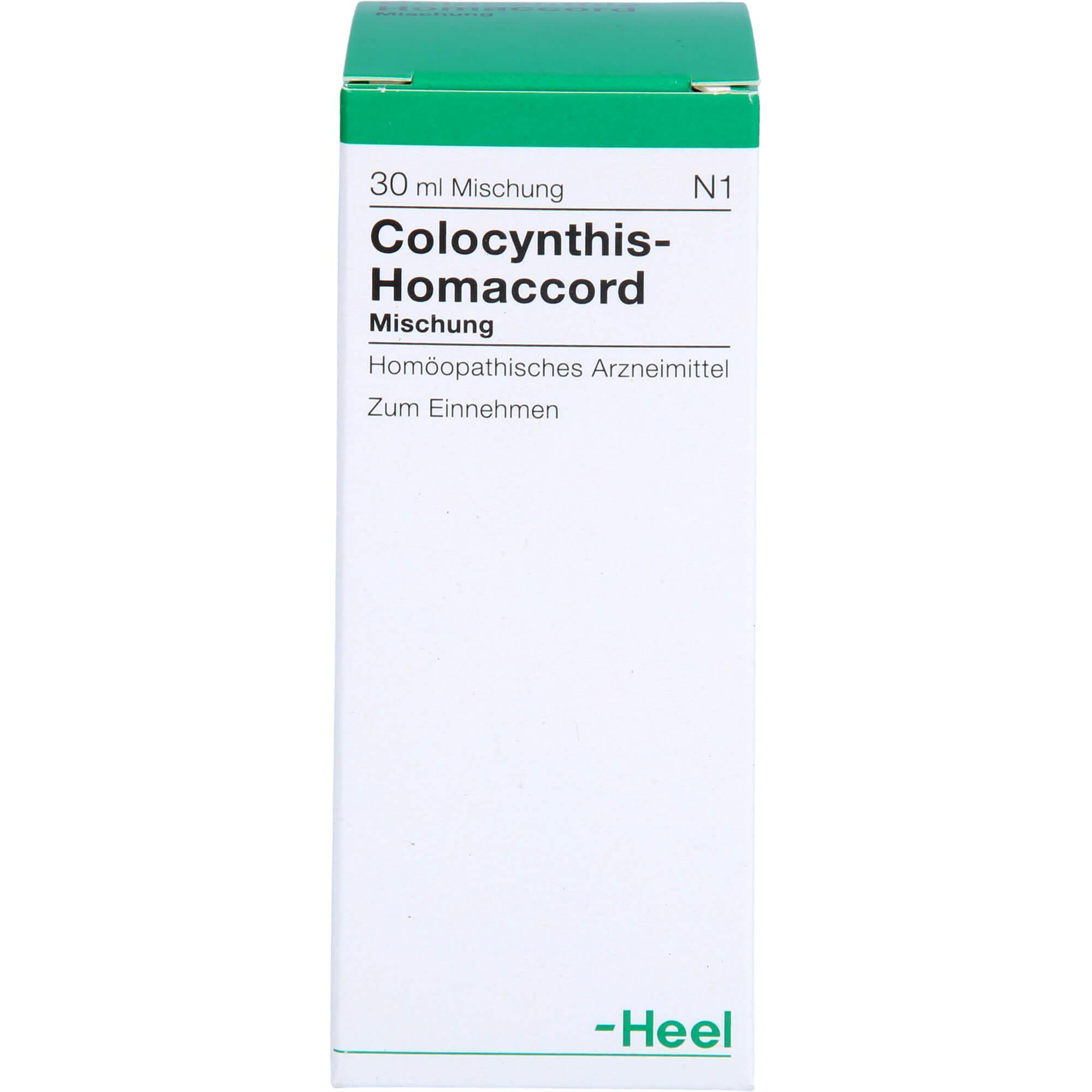 COLOCYNTHIS HOMACCORD Tropfen