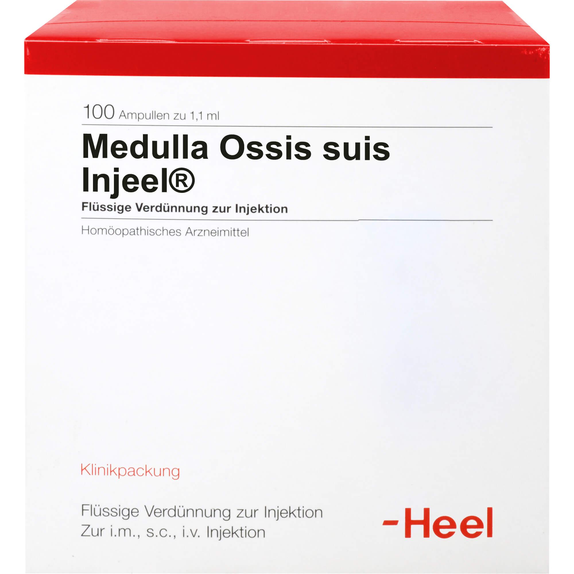 MEDULLA OSSIS suis Injeel Ampullen