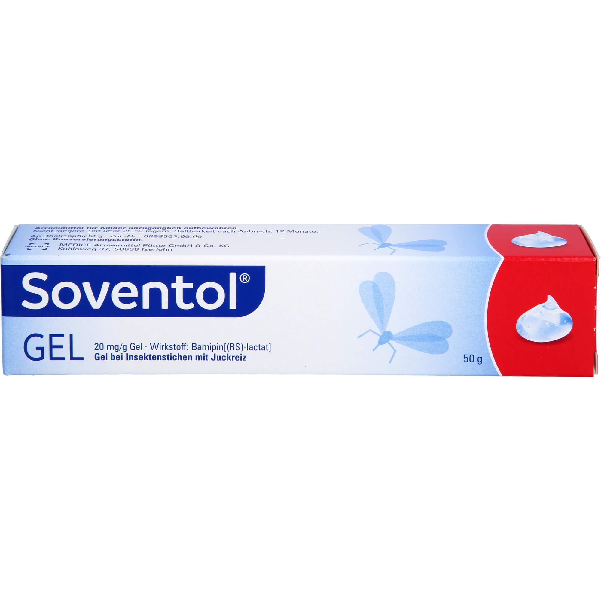 SOVENTOL Gel