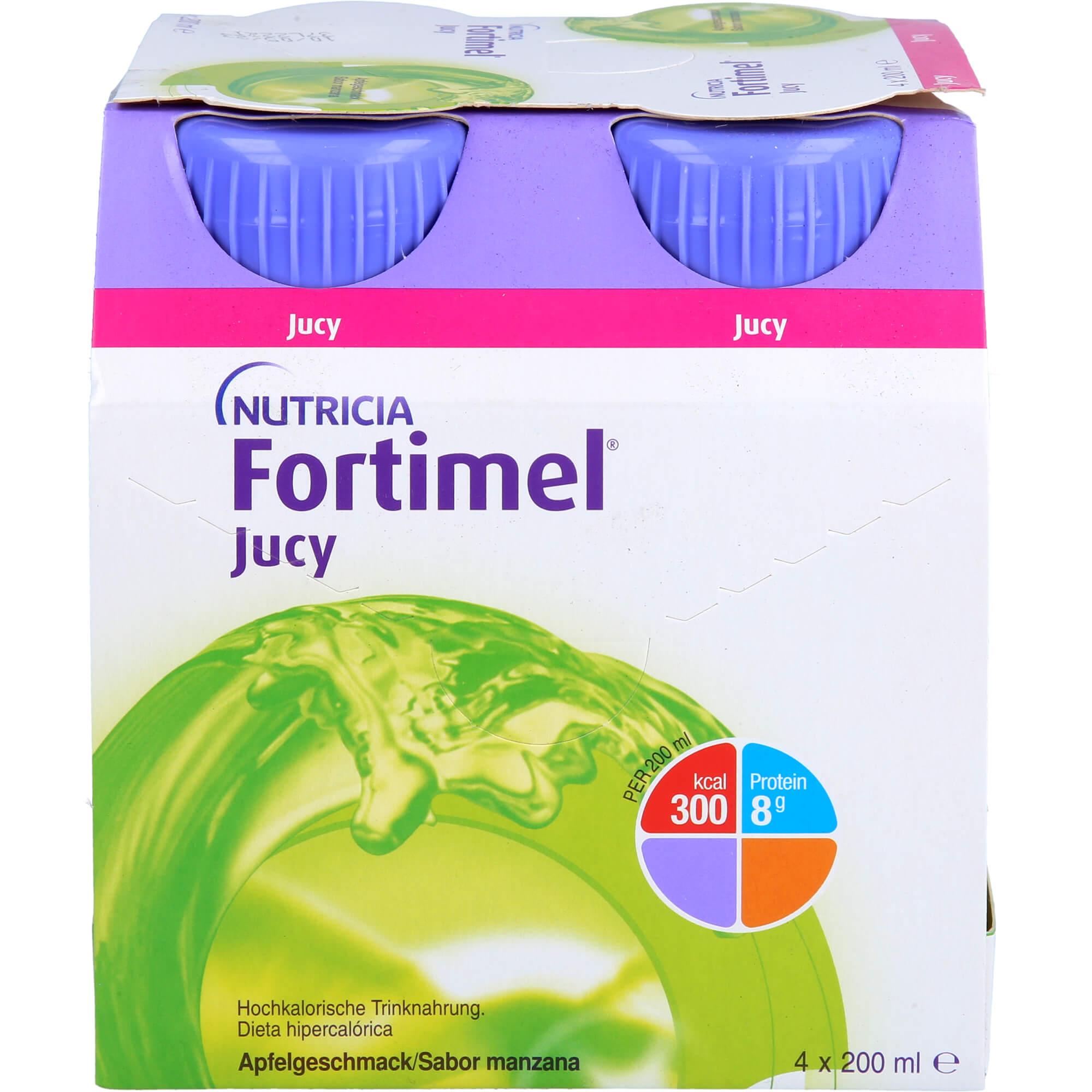 FORTIMEL Jucy Apfelgeschmack