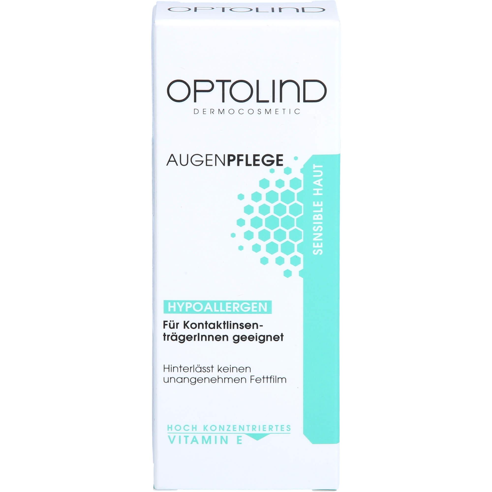 OPTOLIND Empfindl.Haut Augenpflege
