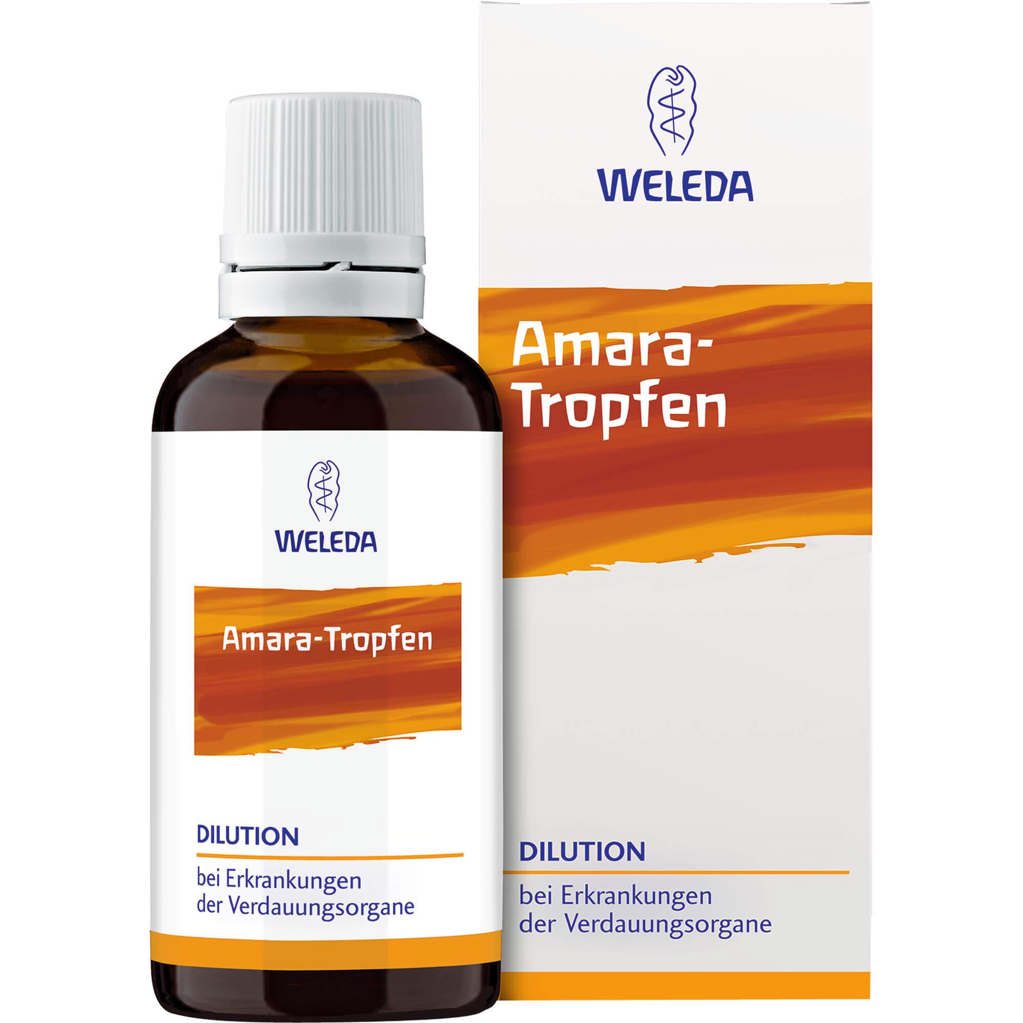 AMARA Tropfen Dilution