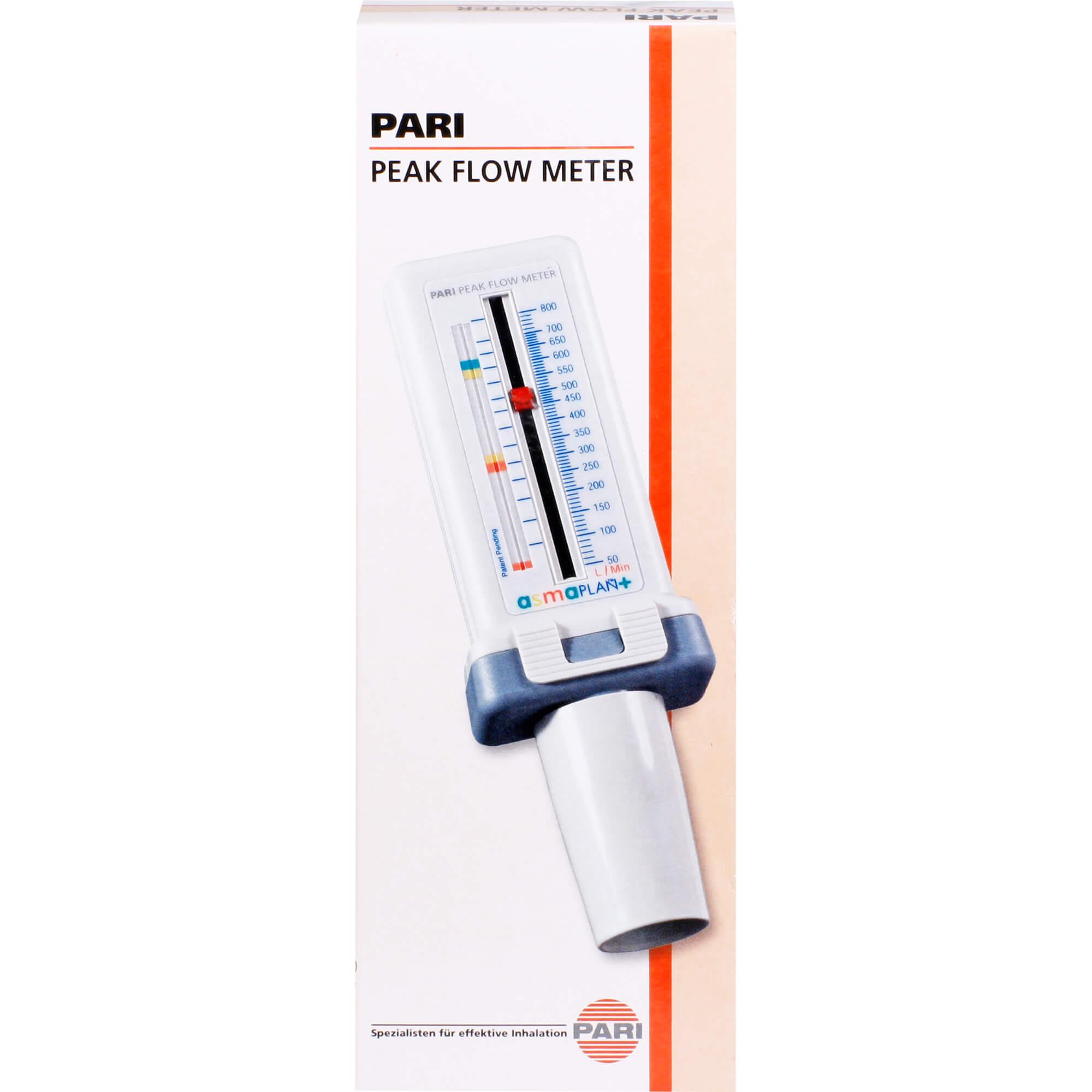 PARI Peak Flow Meter
