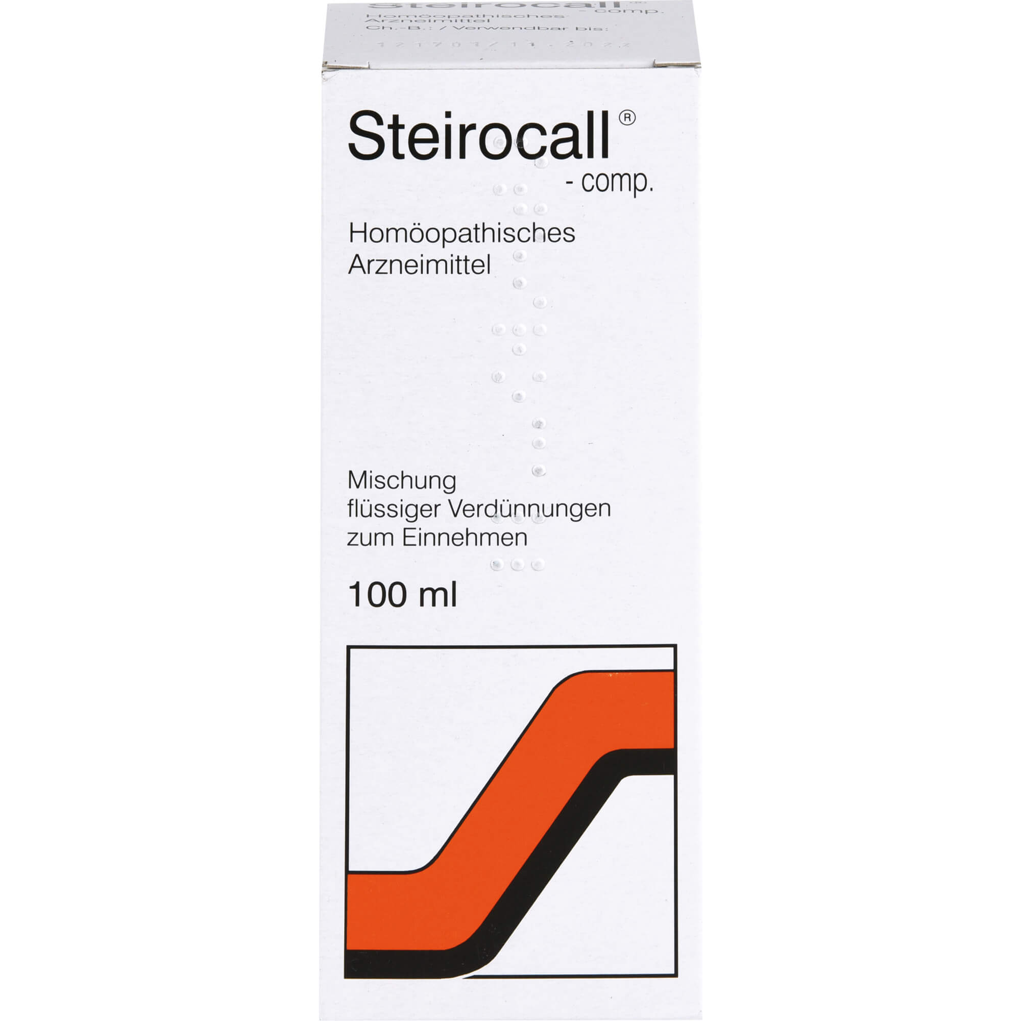 STEIROCALL Tropfen