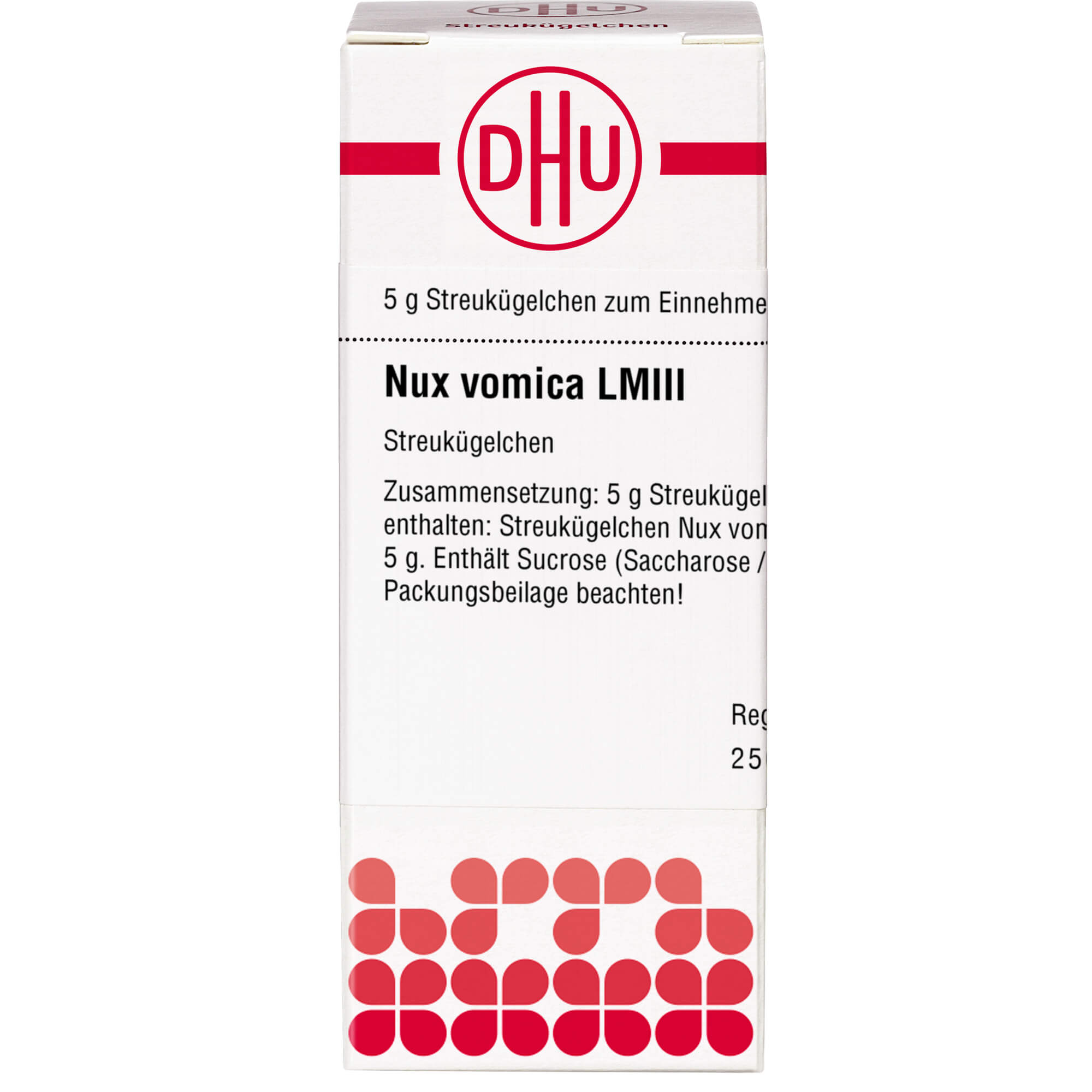 NUX VOMICA LM III Globuli