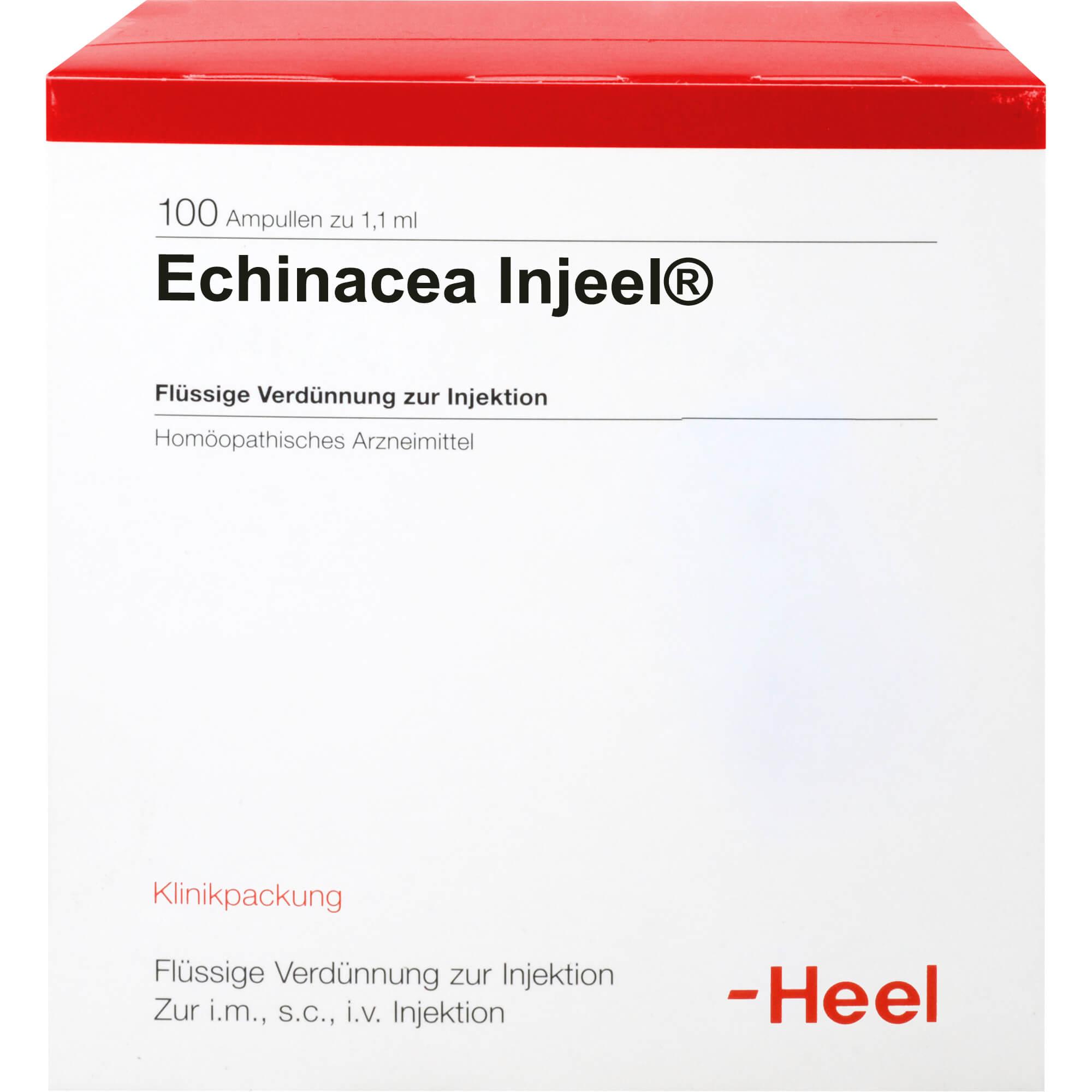 ECHINACEA INJEEL Ampullen