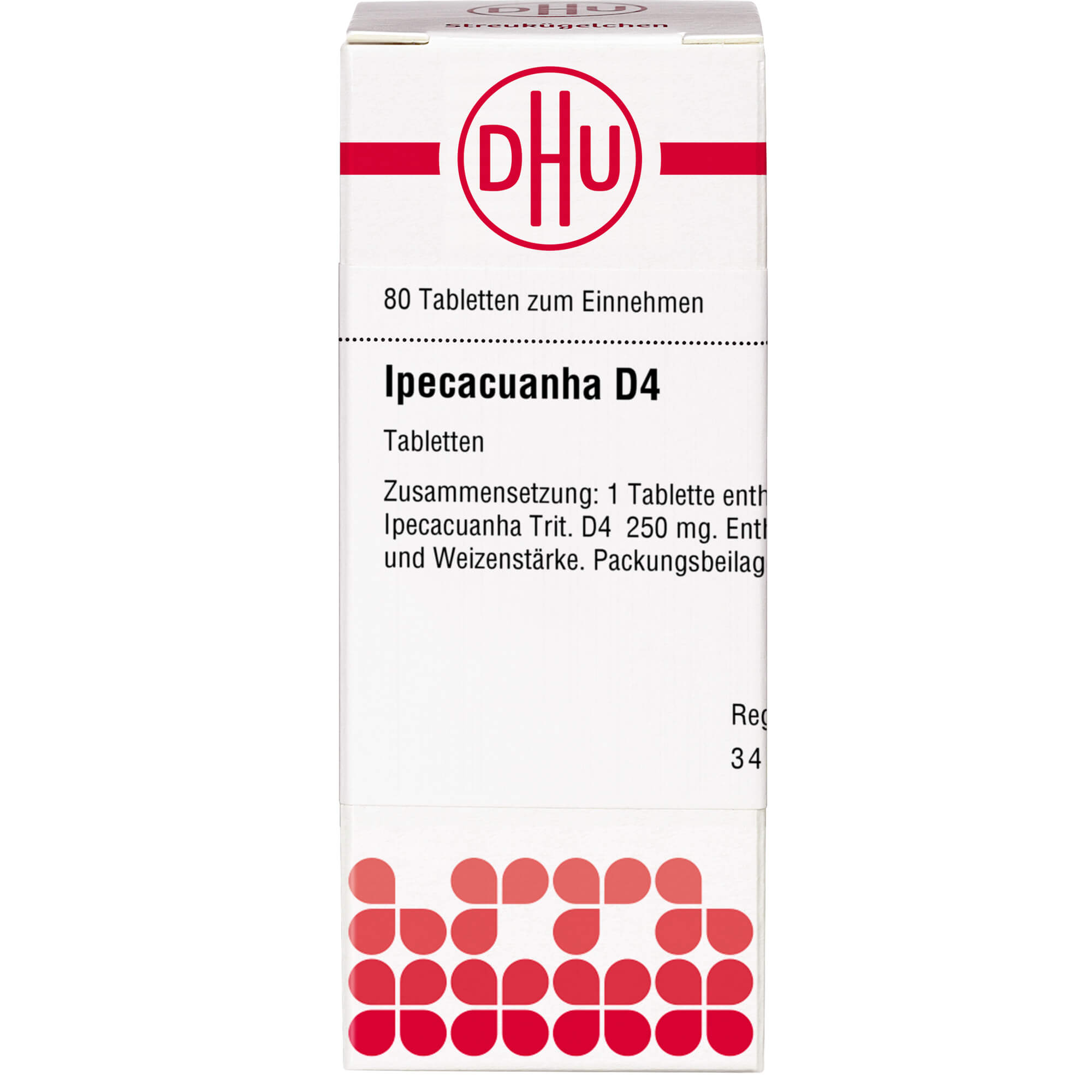 IPECACUANHA D 4 Tabletten