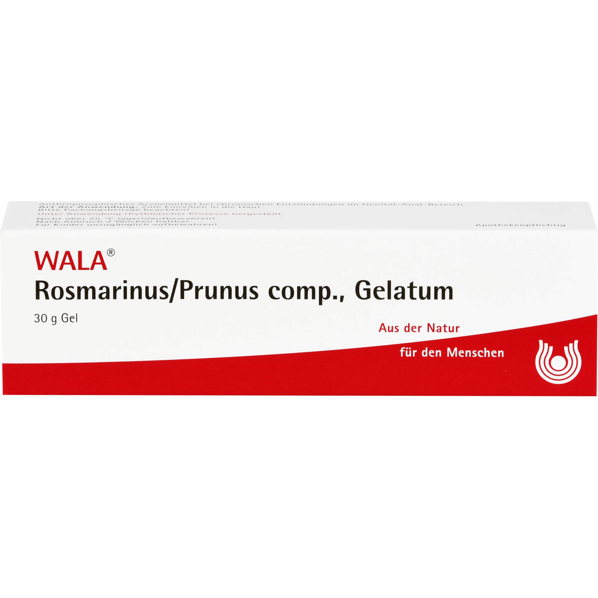 ROSMARINUS/PRUNUS comp.Gel