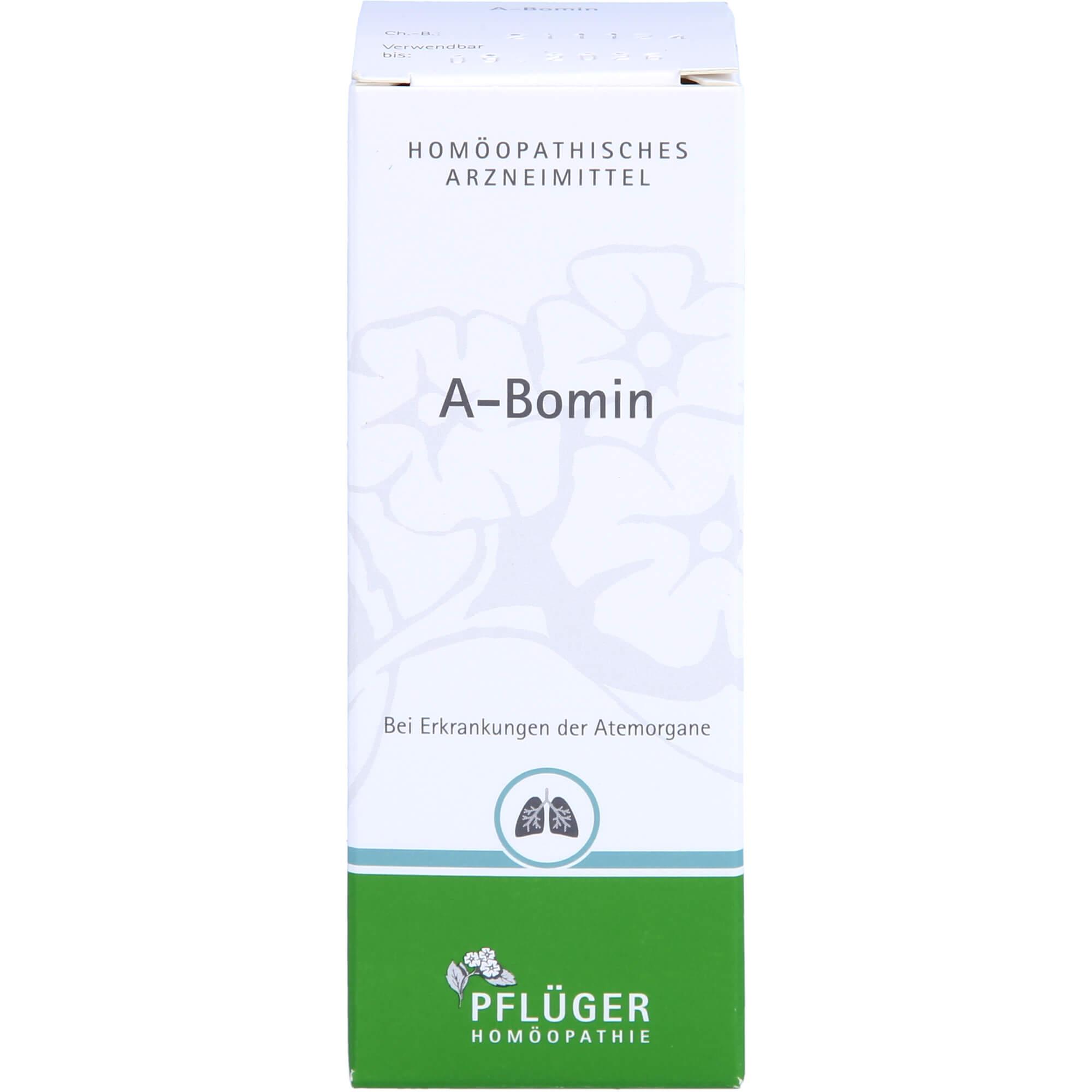 A-BOMIN Tropfen