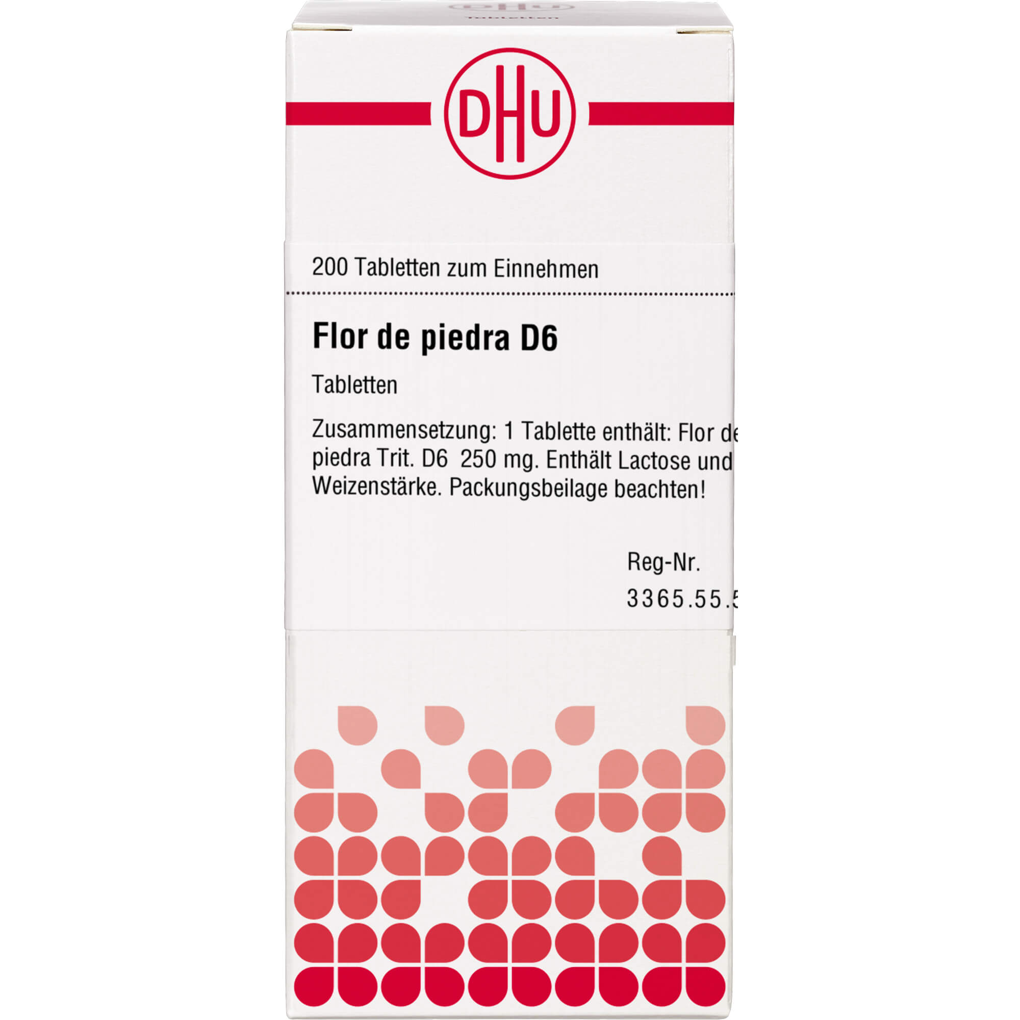 FLOR DE PIEDRA D 6 Tabletten