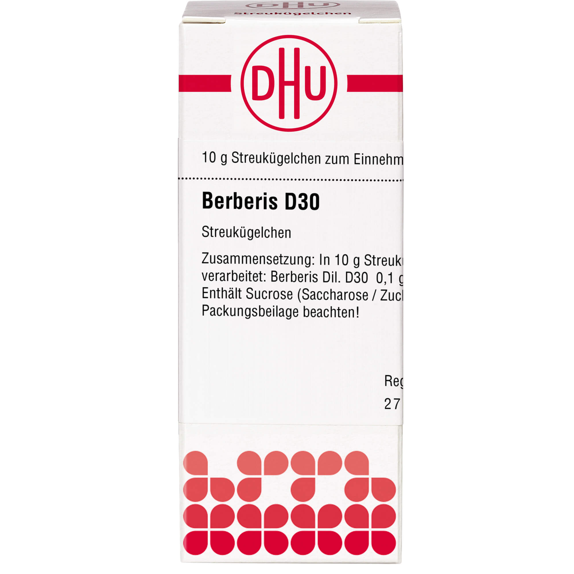 BERBERIS D 30 Globuli