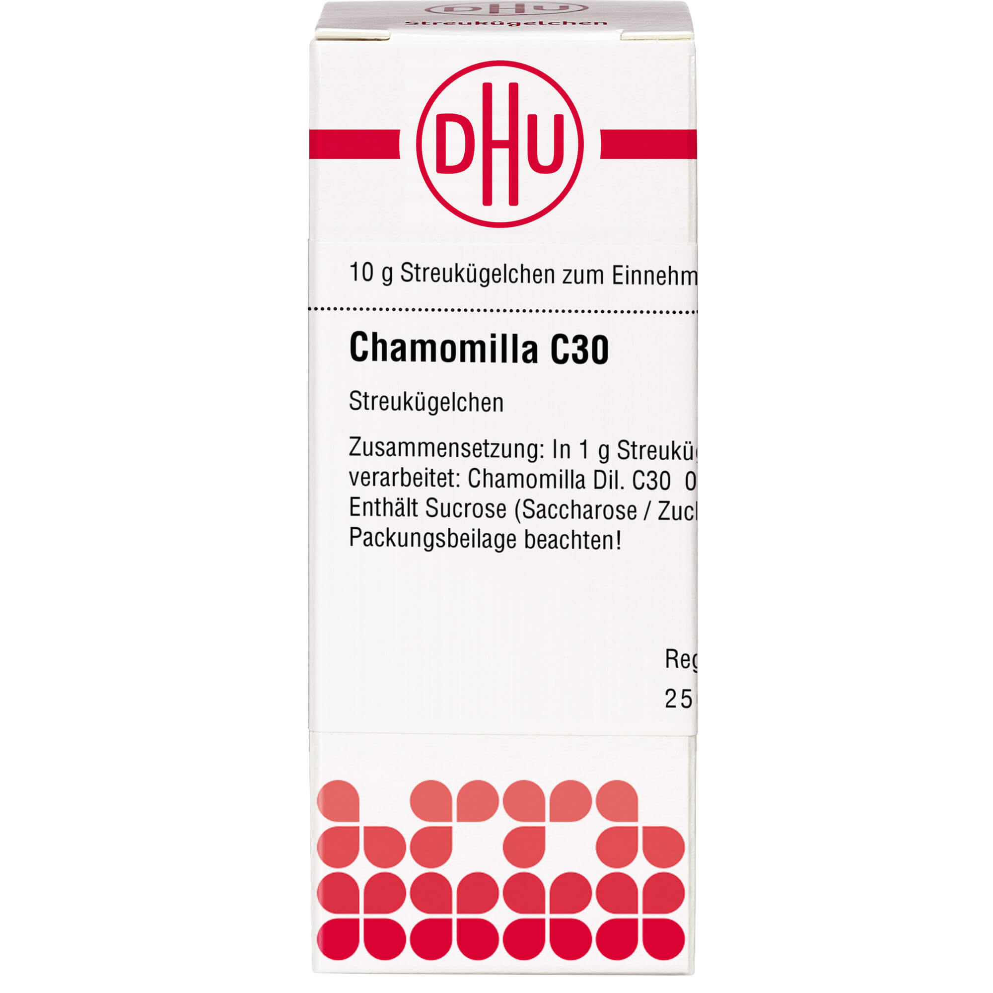 CHAMOMILLA C 30 Globuli