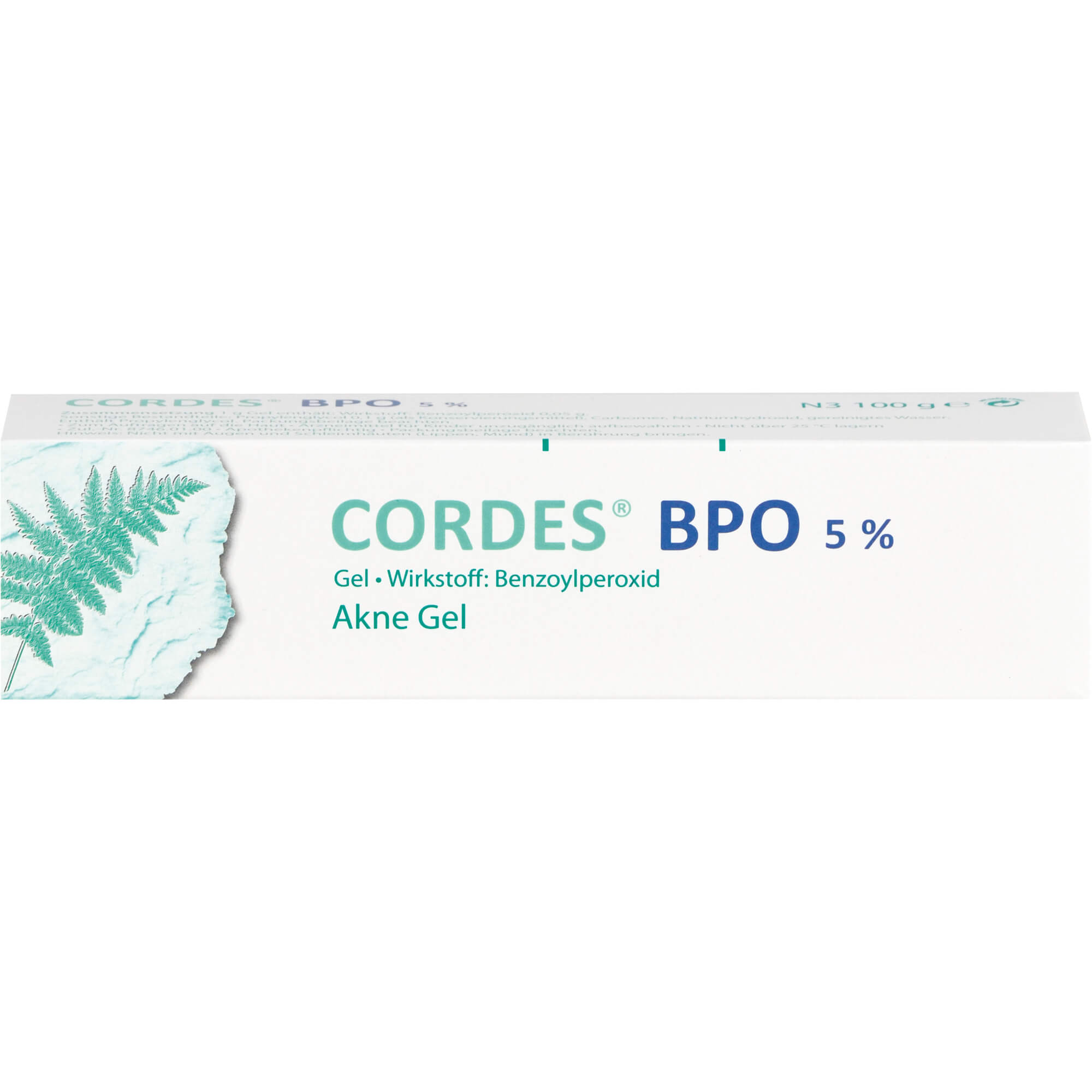 CORDES BPO 5% Gel