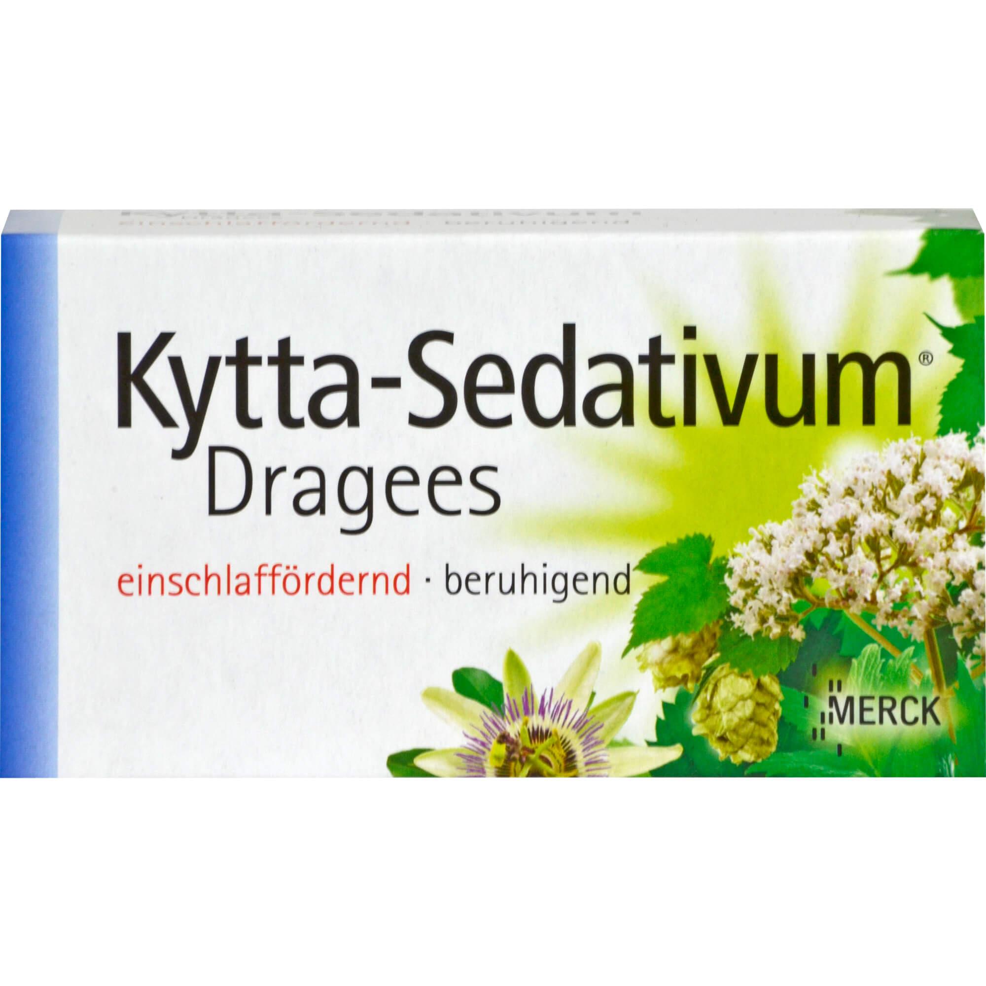 KYTTA SEDATIVUM Dragees