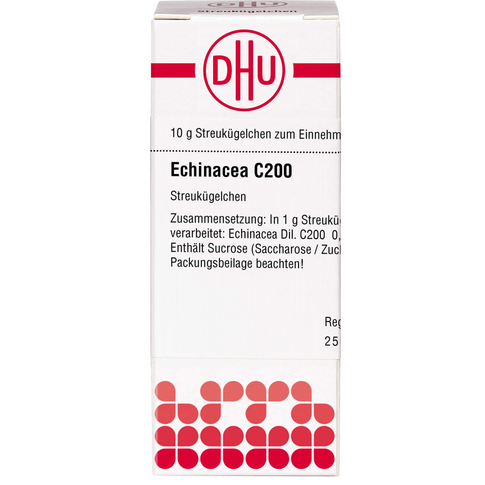 ECHINACEA HAB C 200 Globuli