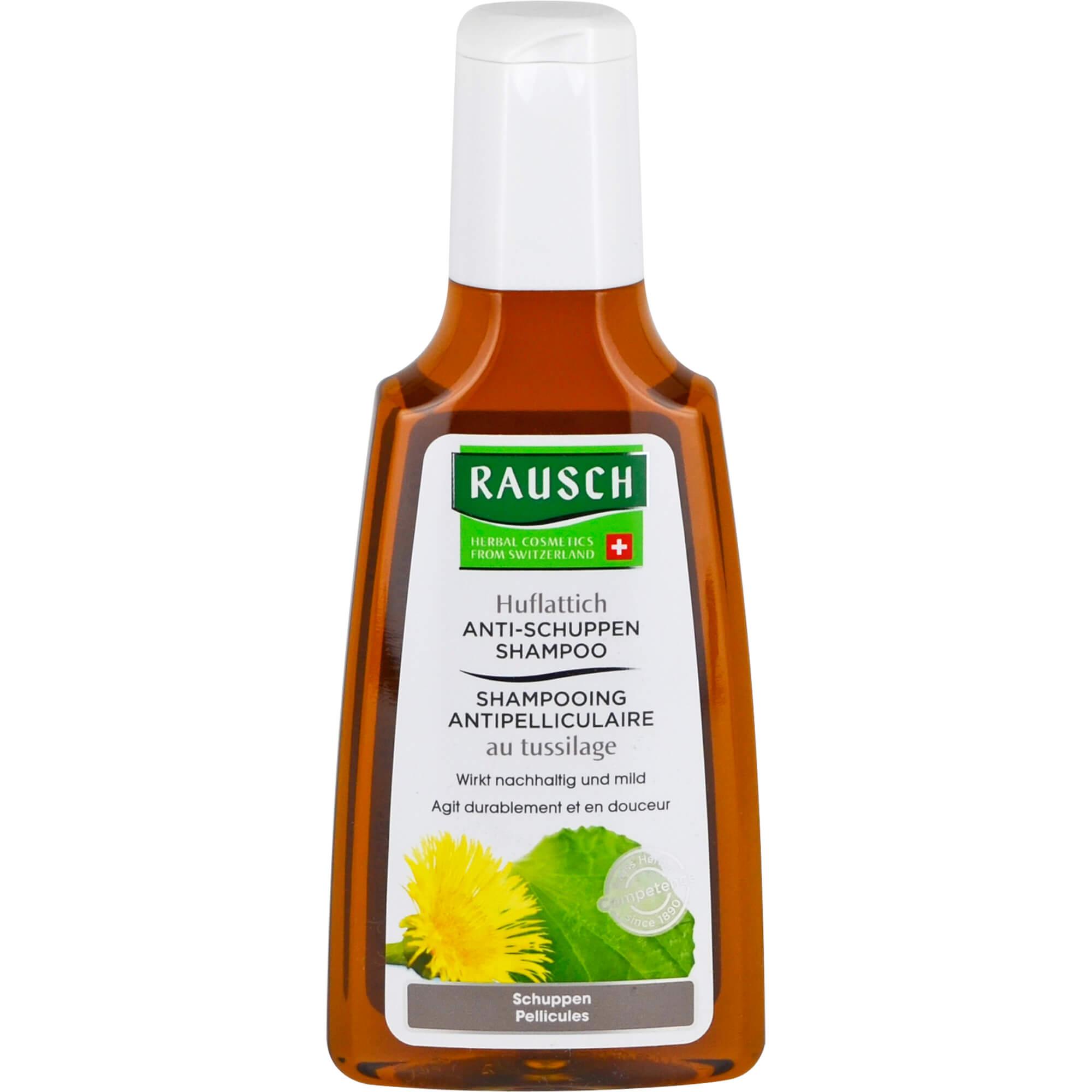 RAUSCH Huflattich Anti-Schuppen Shampoo