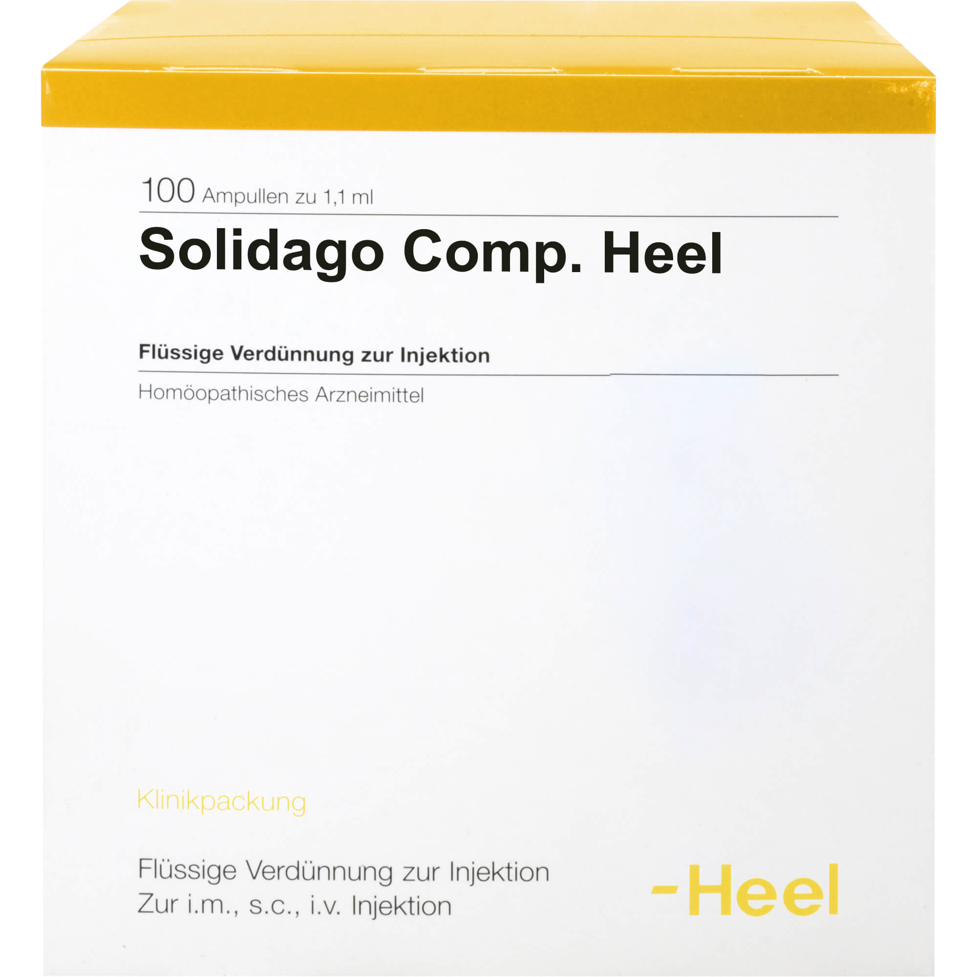 SOLIDAGO COMP.Heel Ampullen