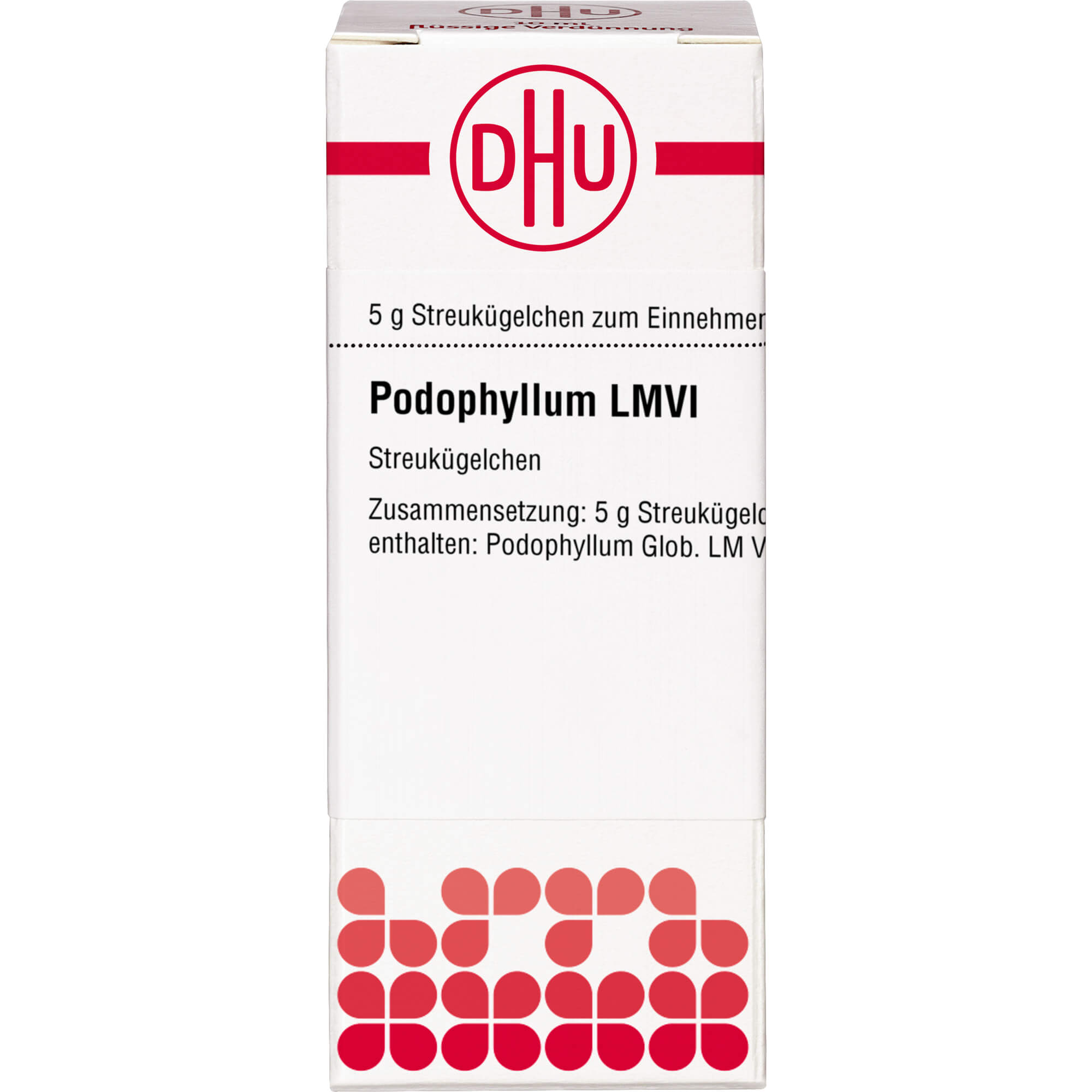 LM PODOPHYLLUM VI Globuli