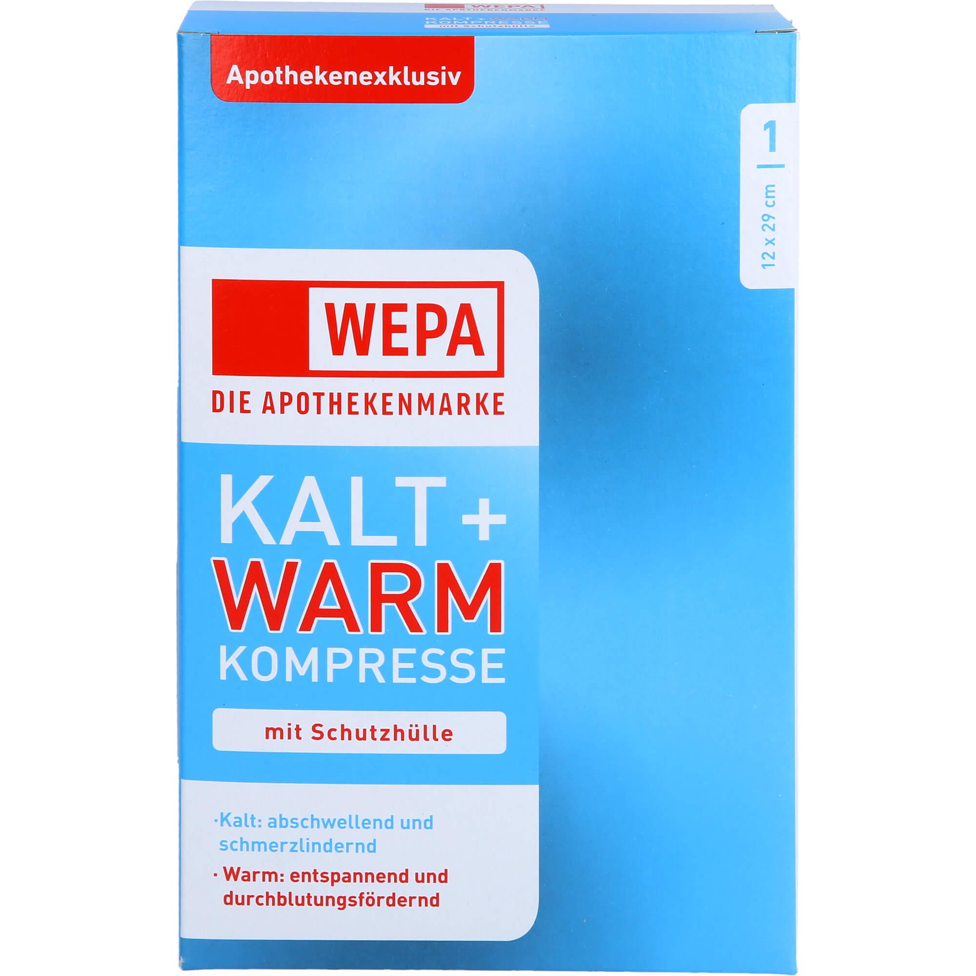 KALT-WARM Kompresse 12x29 cm