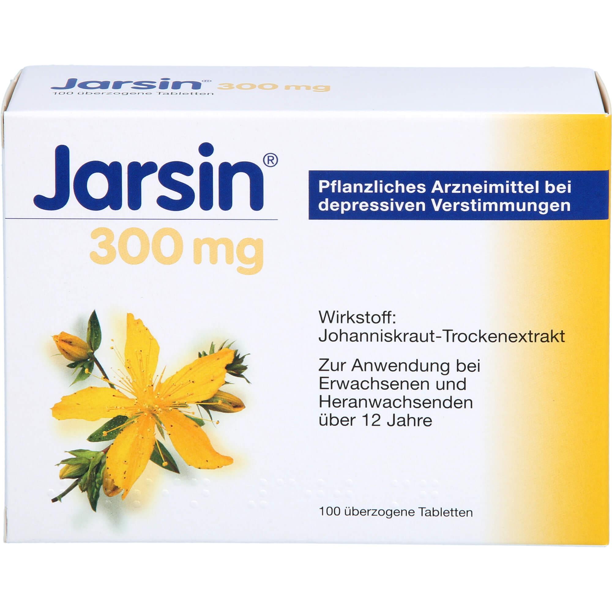 JARSIN 300 überzogene Tabletten