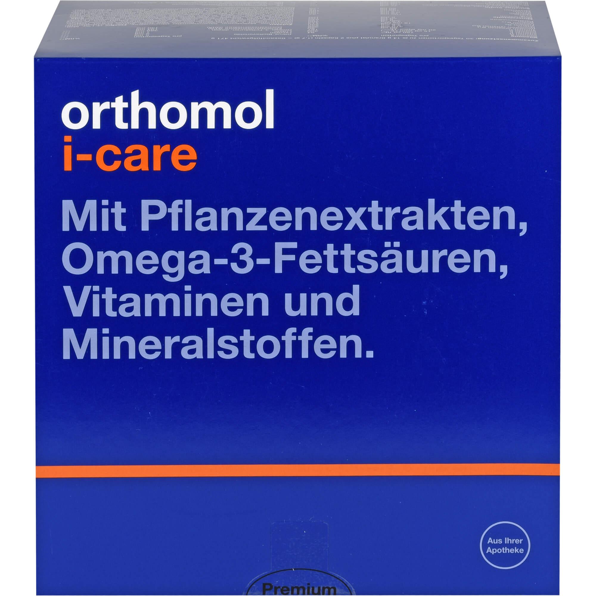 ORTHOMOL i-Care Granulat