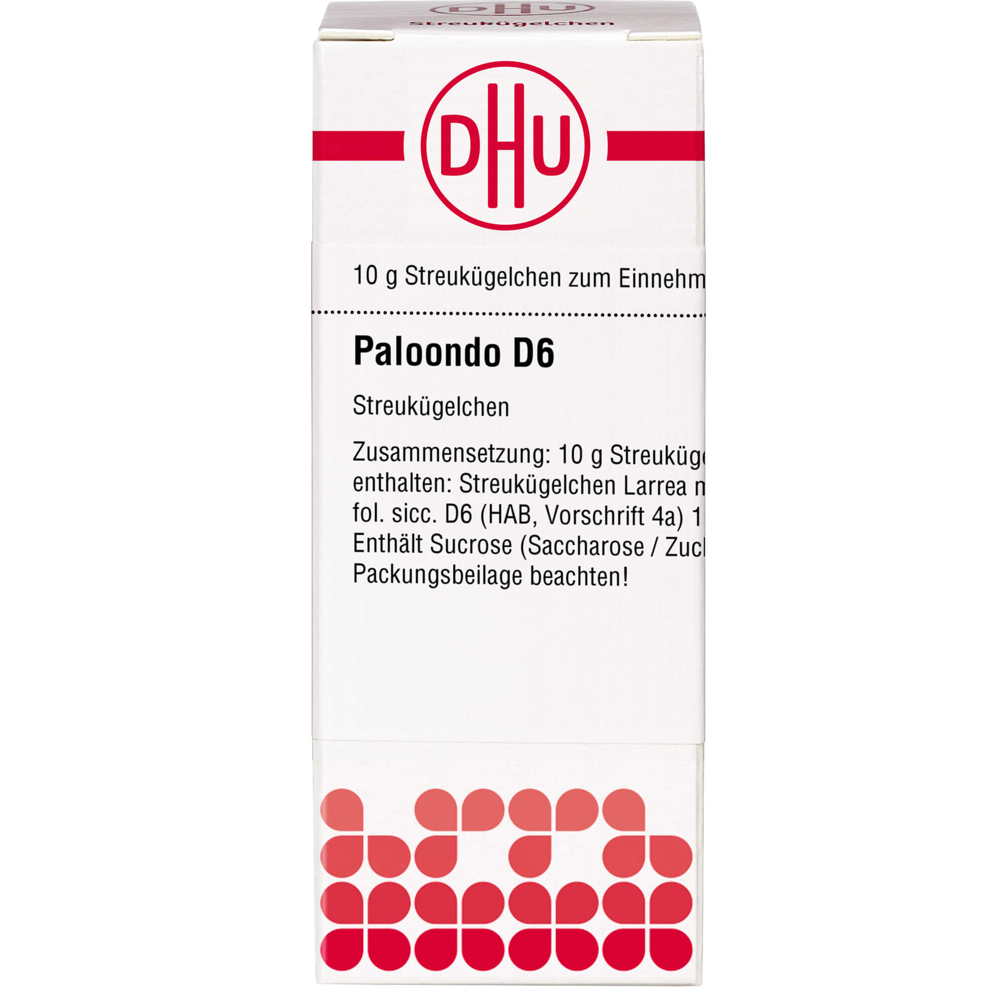 PALOONDO D 6 Globuli