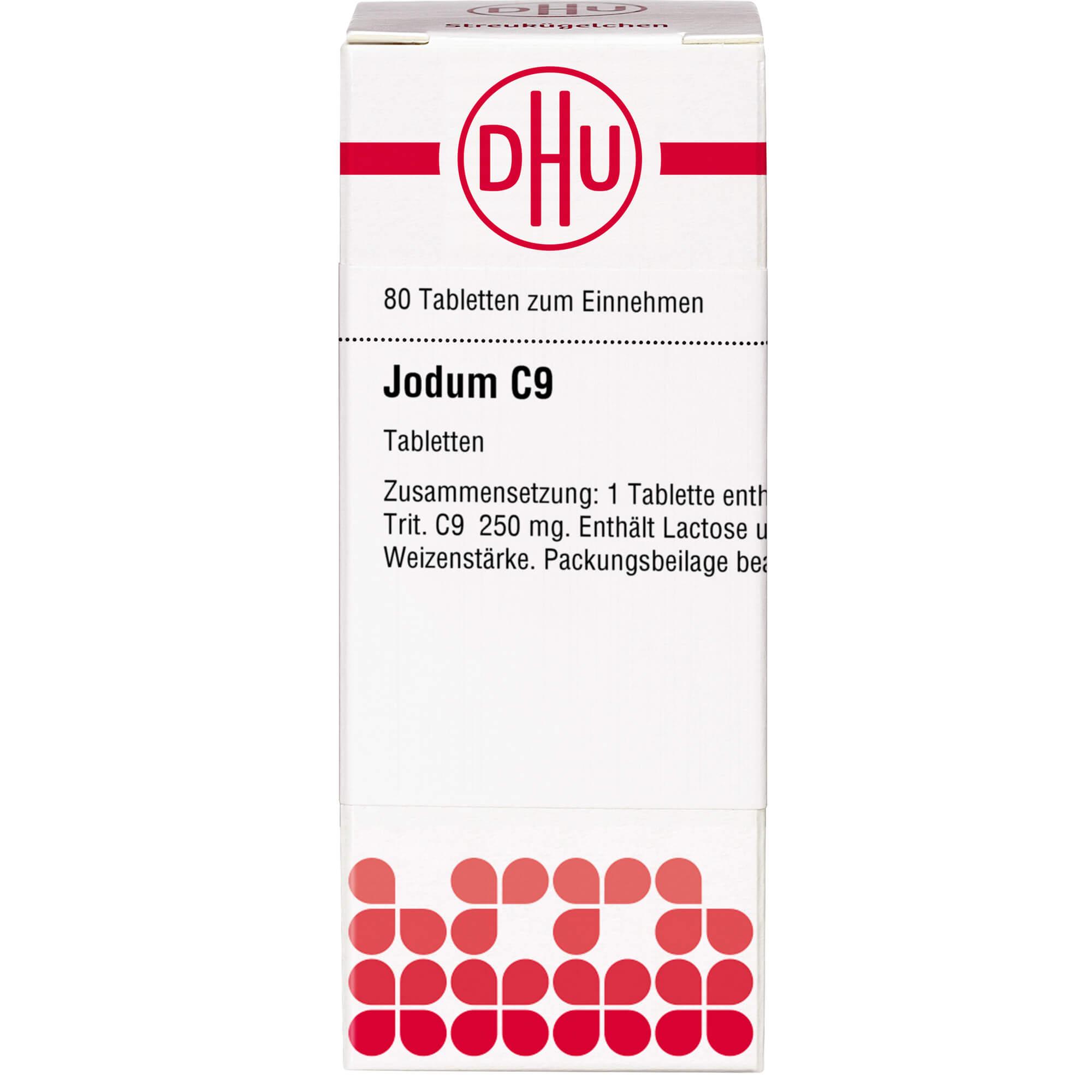 JODUM C 9 Tabletten