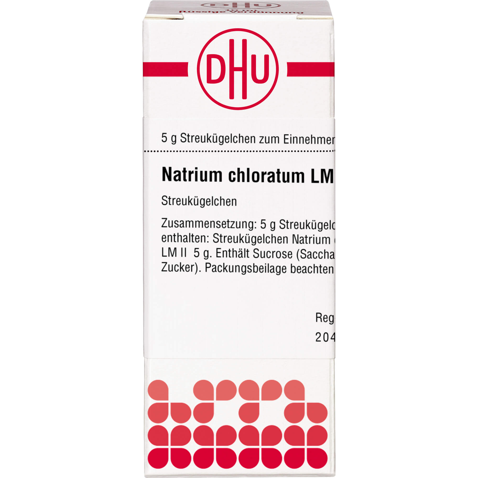 NATRIUM CHLORATUM LM II Globuli