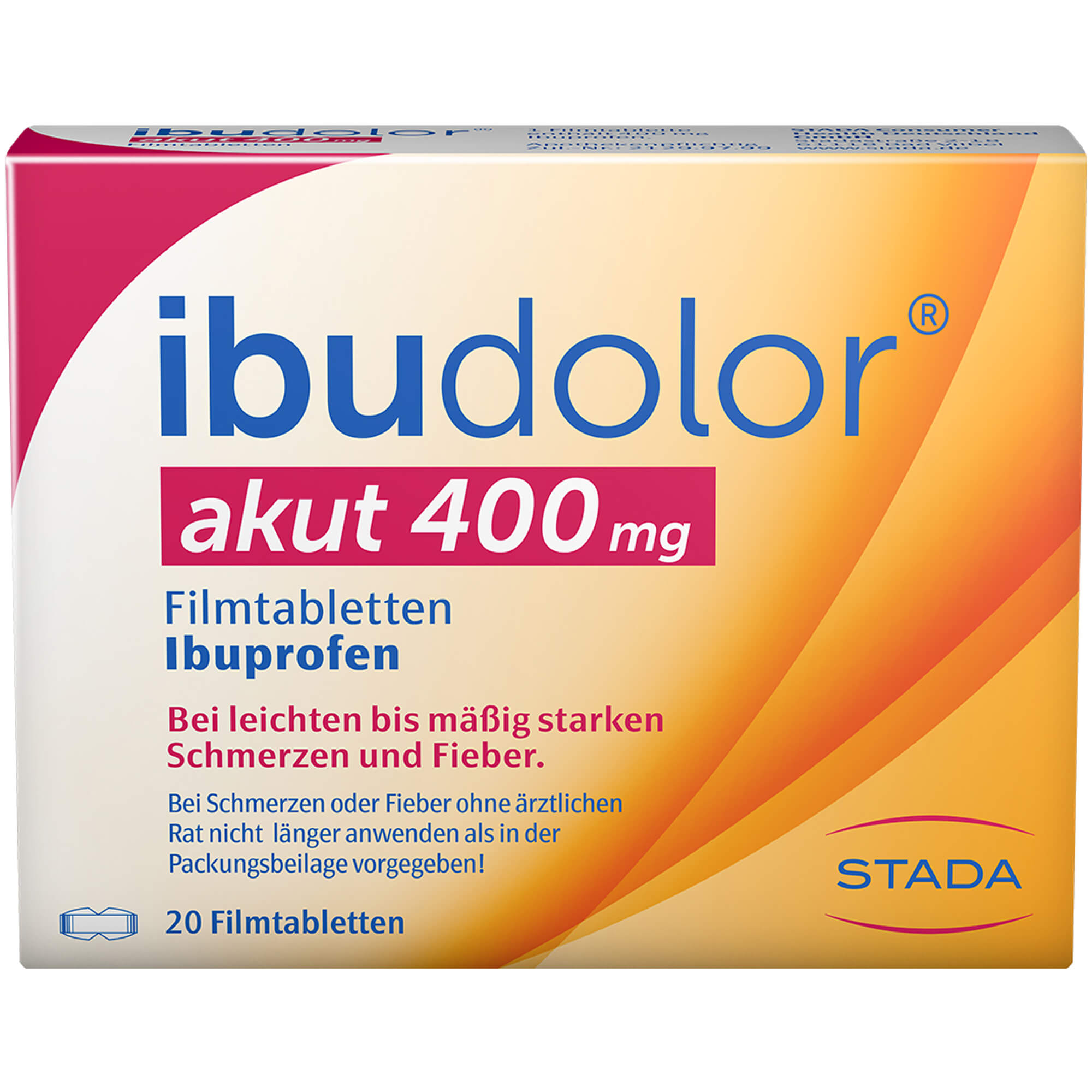 IBUDOLOR akut 400 mg Filmtabletten