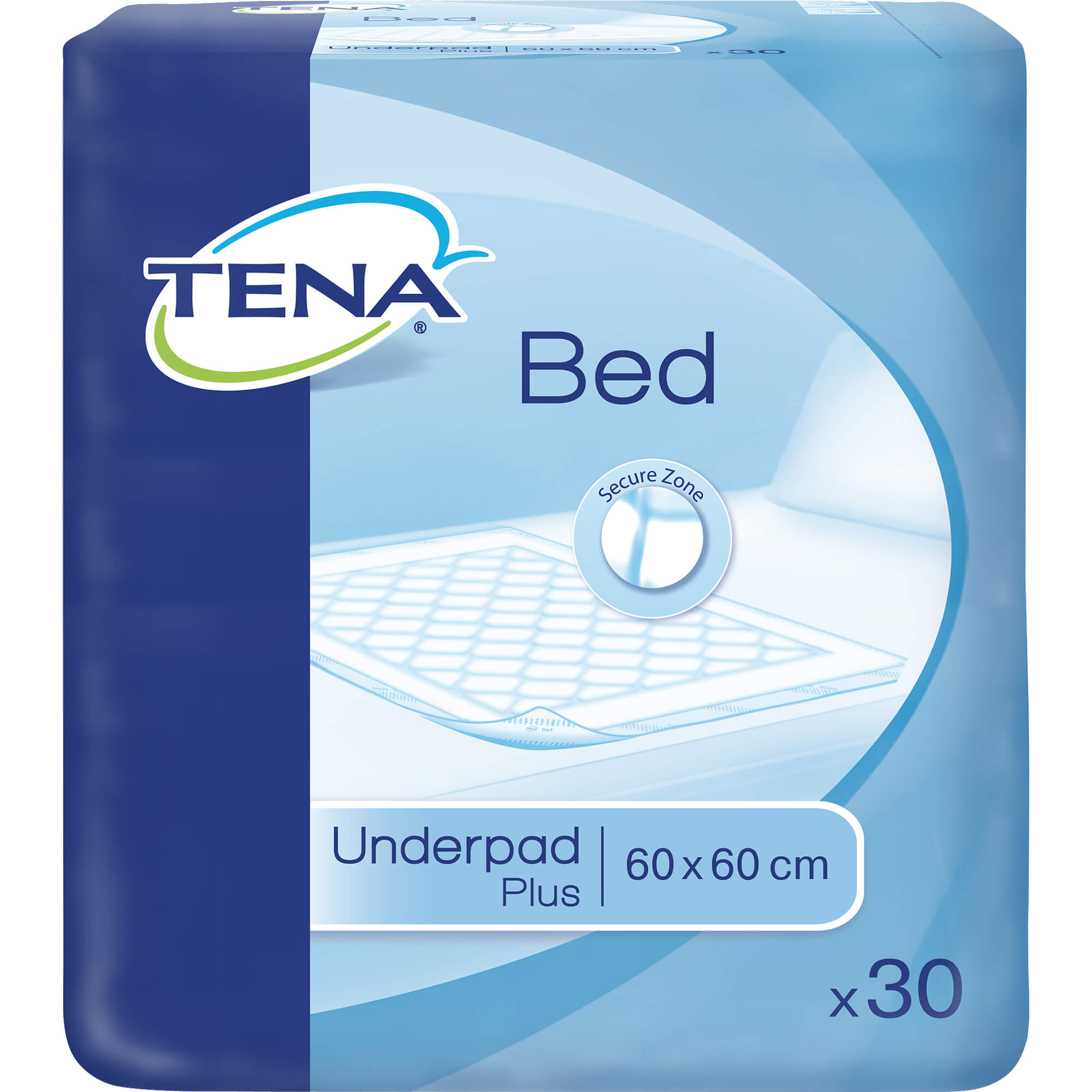 TENA BED plus 60x60 cm