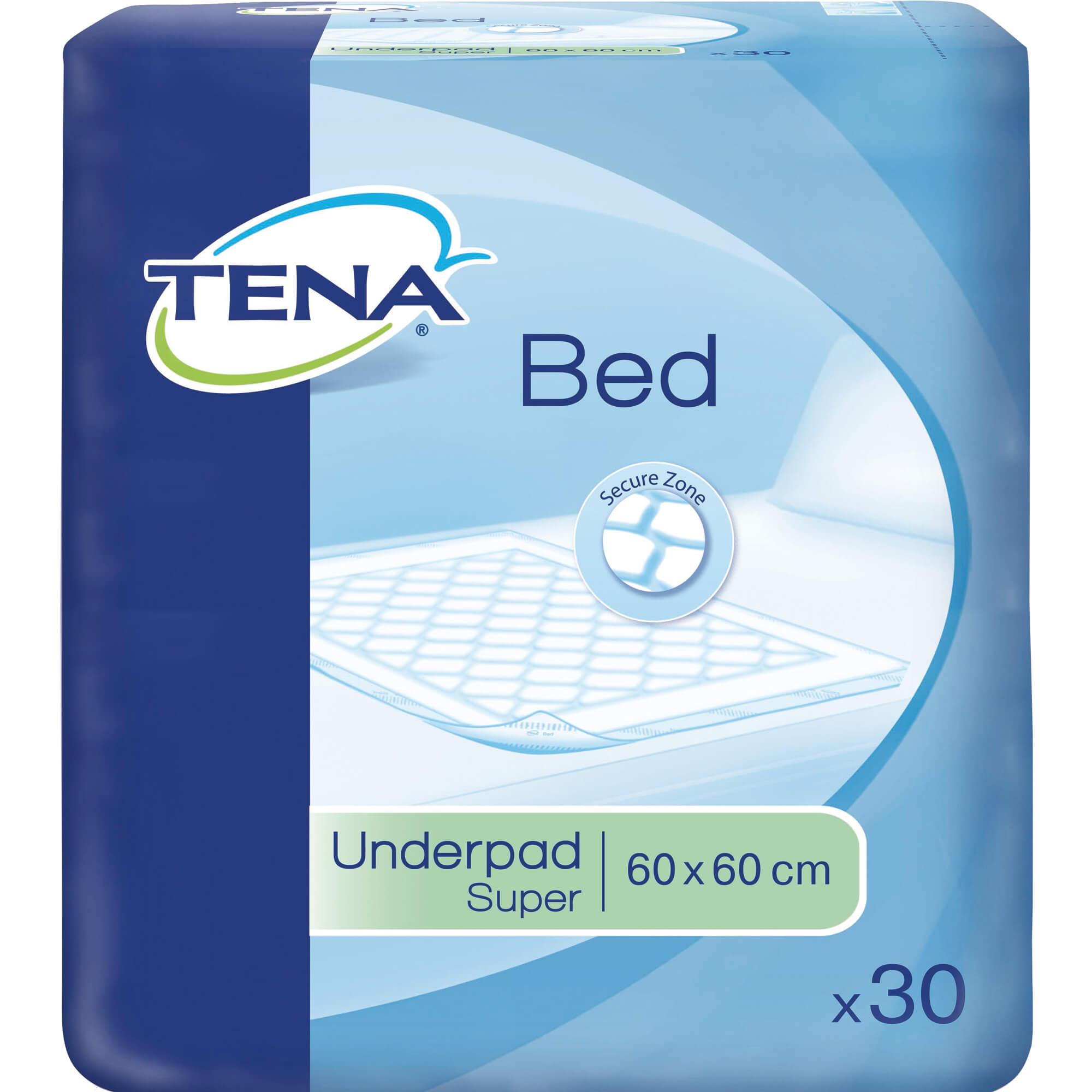 TENA BED super 60x60 cm