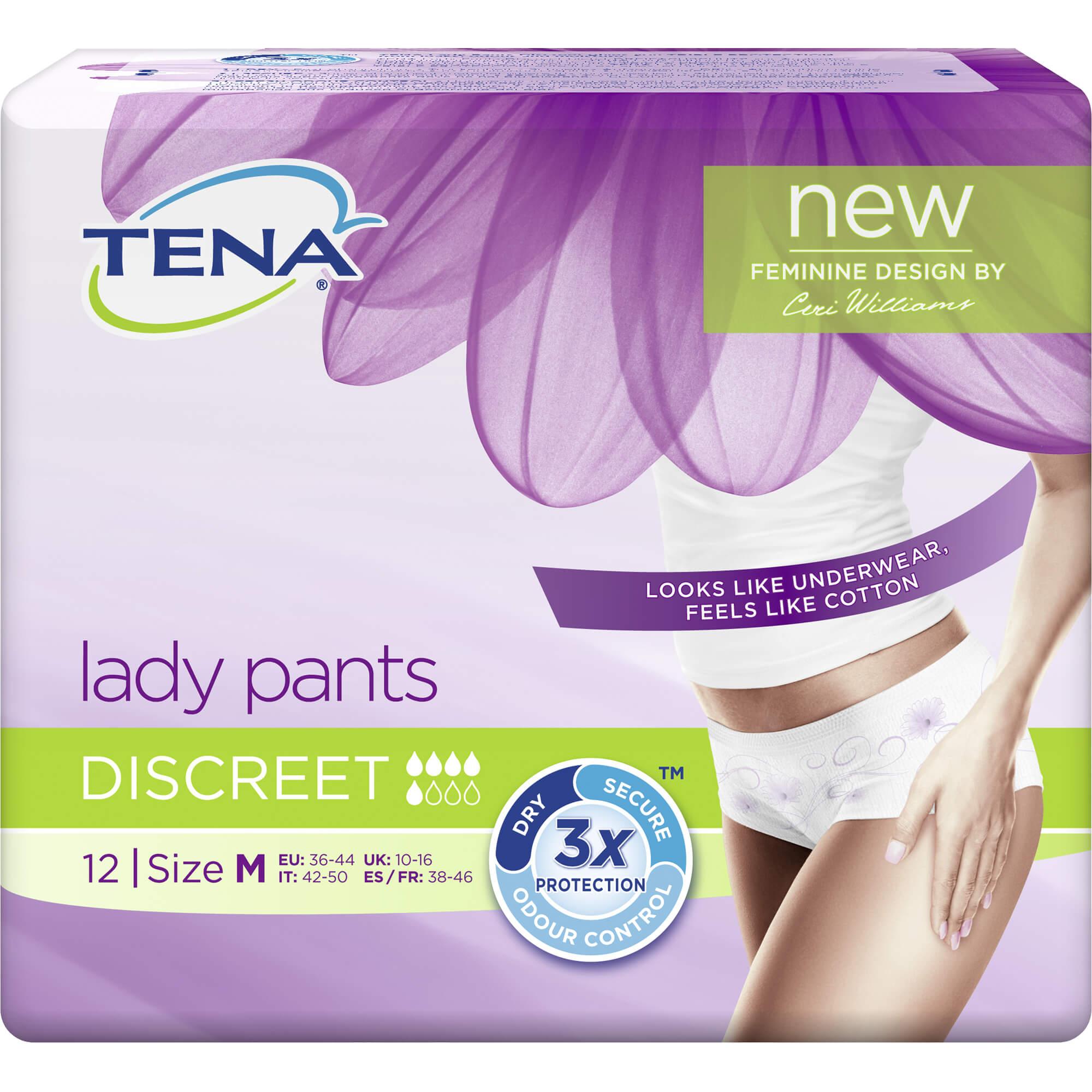 TENA LADY Pants Discreet M