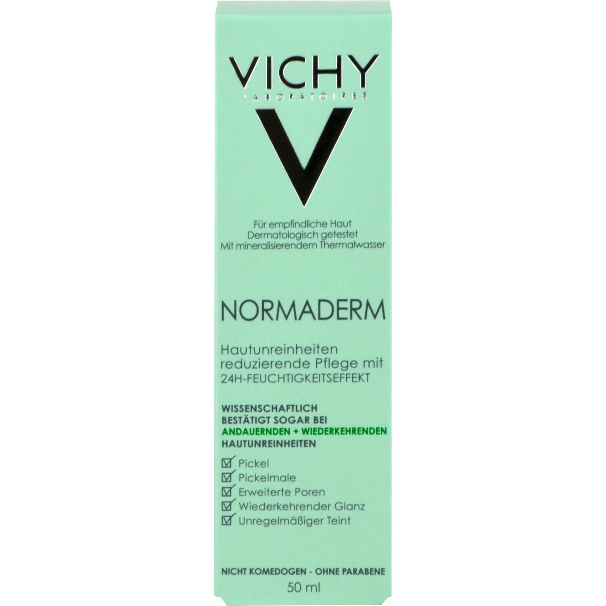 VICHY NORMADERM Feucht Pflege Creme