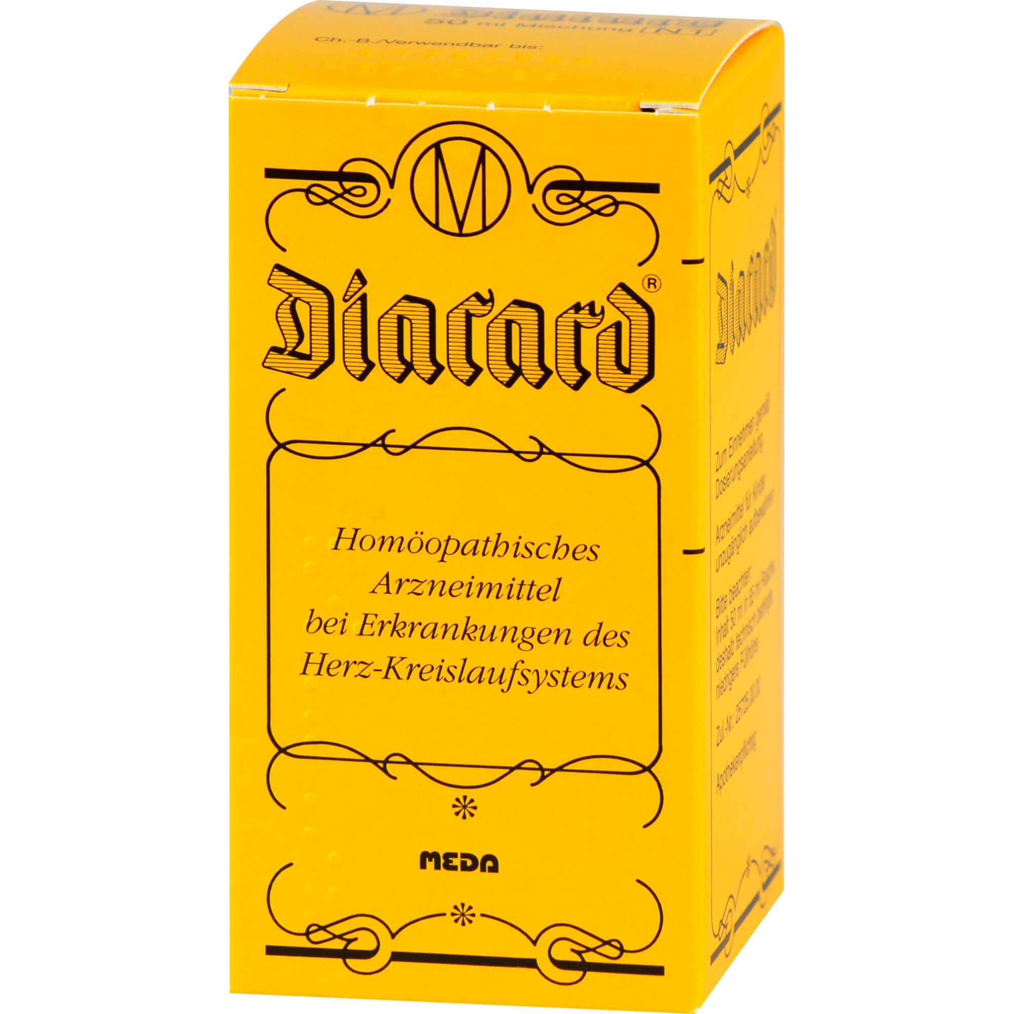 DIACARD Liquidum