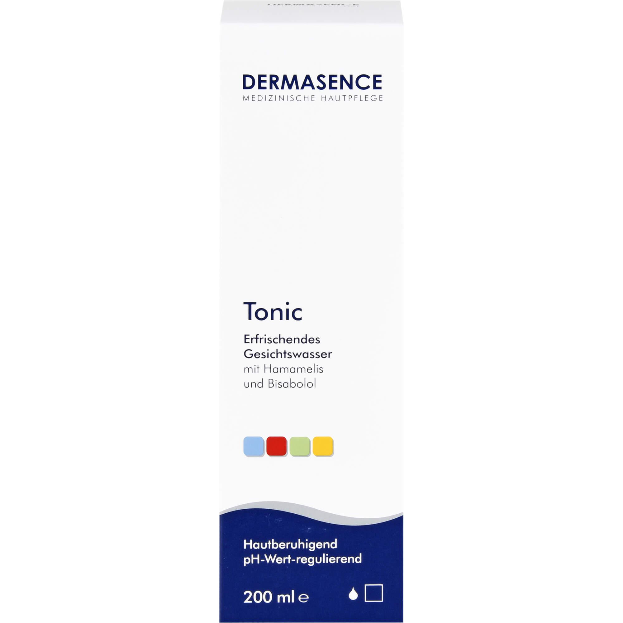 DERMASENCE Tonic
