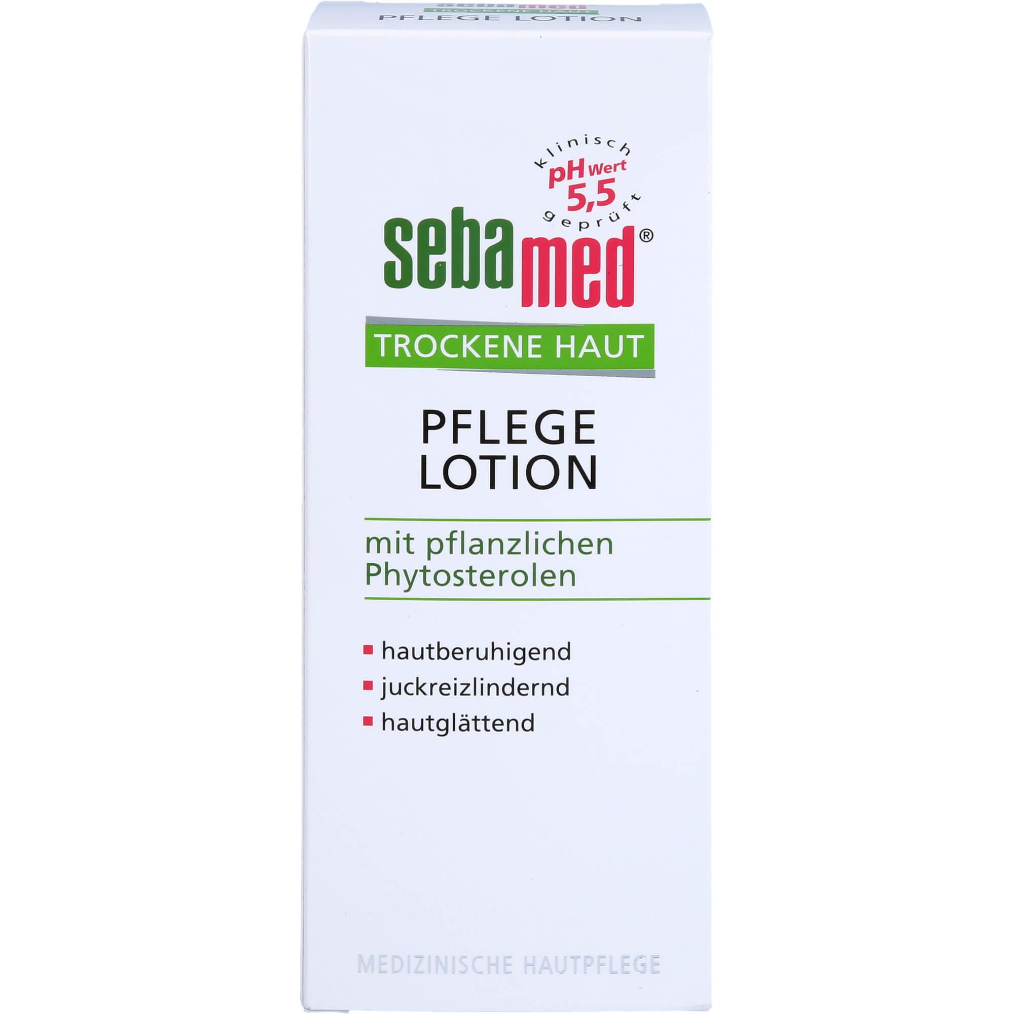 SEBAMED Trockene Haut Pflege Lotion